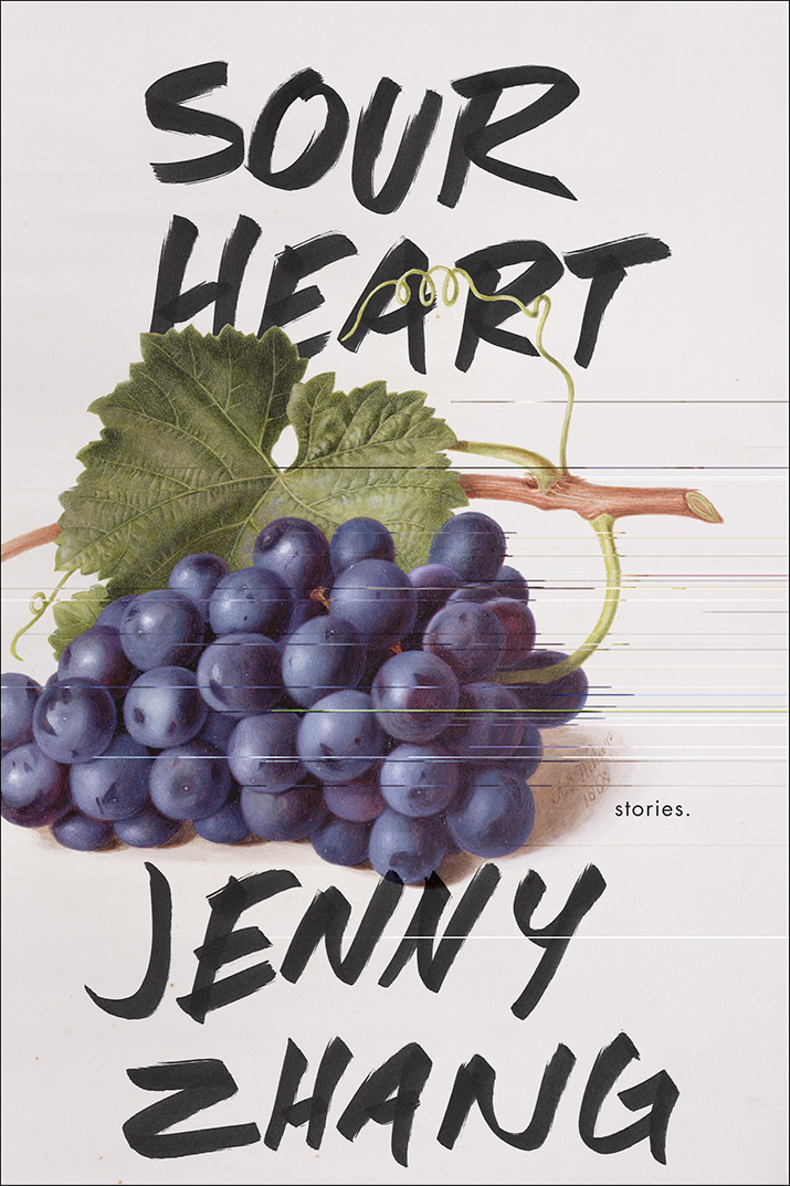 Book Launch: Sour Heart by Jenny Zhang — in conversation w/ Weike Wang