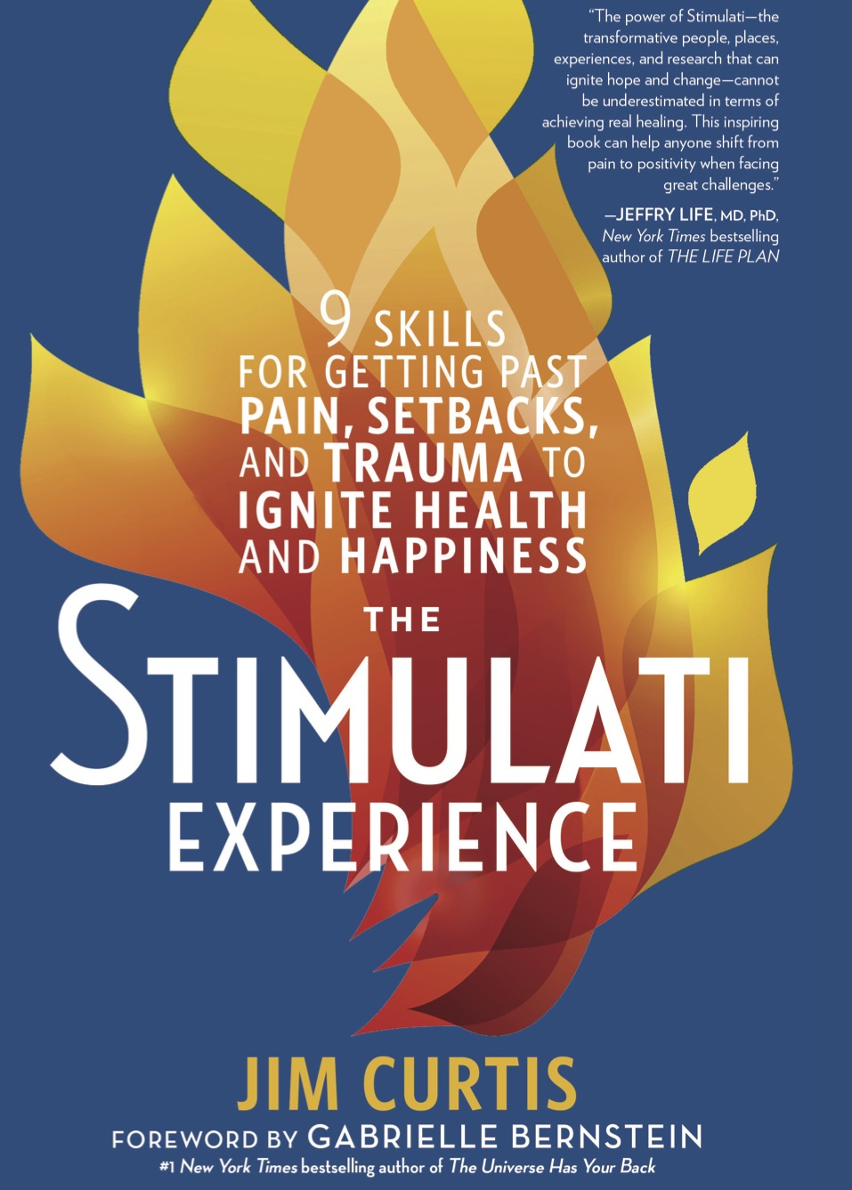 Book Launch: The Stimuli Experience by Jim Curtis