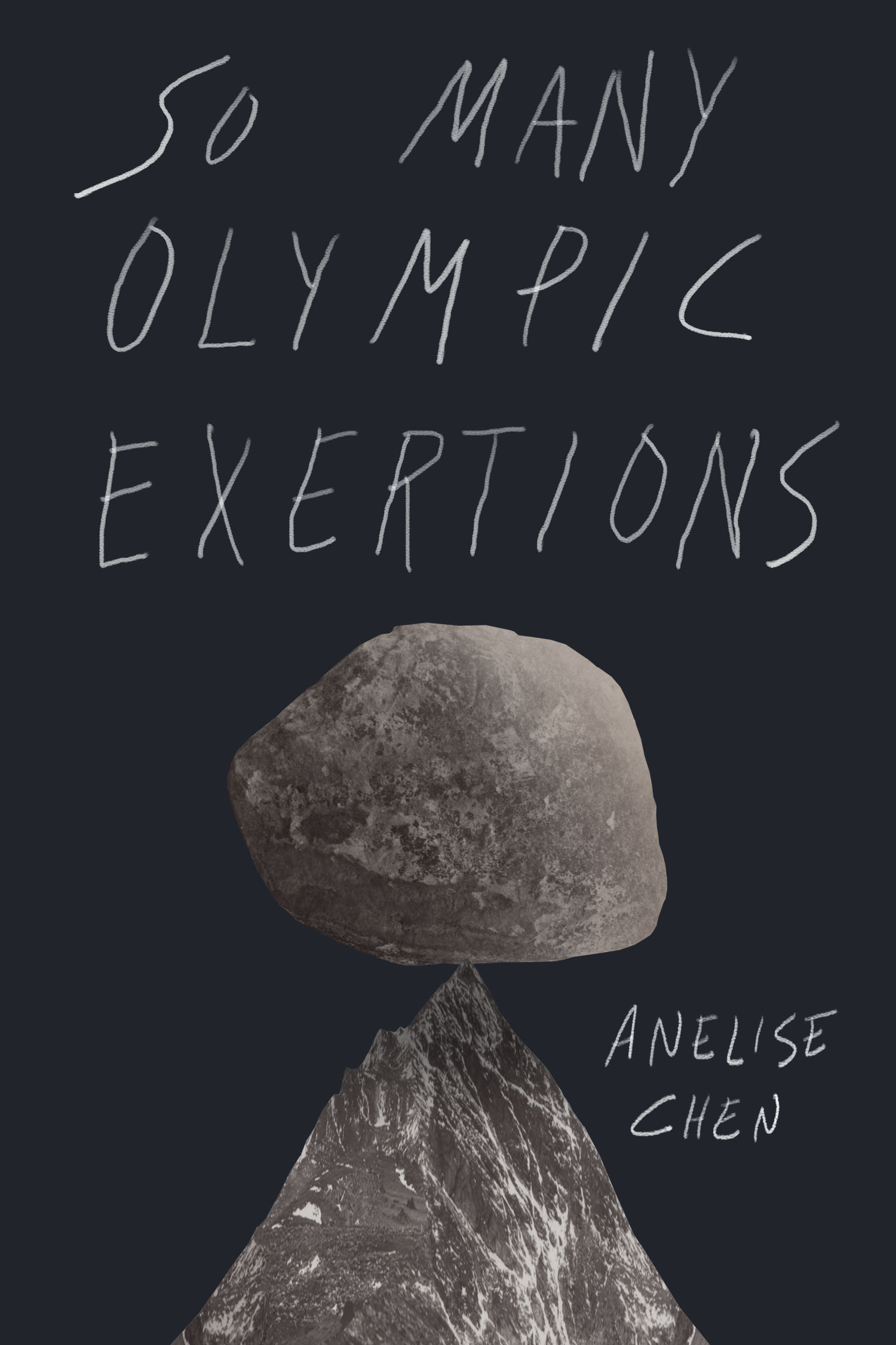 Book Launch: So Many Olympic Exertions by Anelise Chen — Featuring Readings by Leanne Shapton & Katie Kitamura