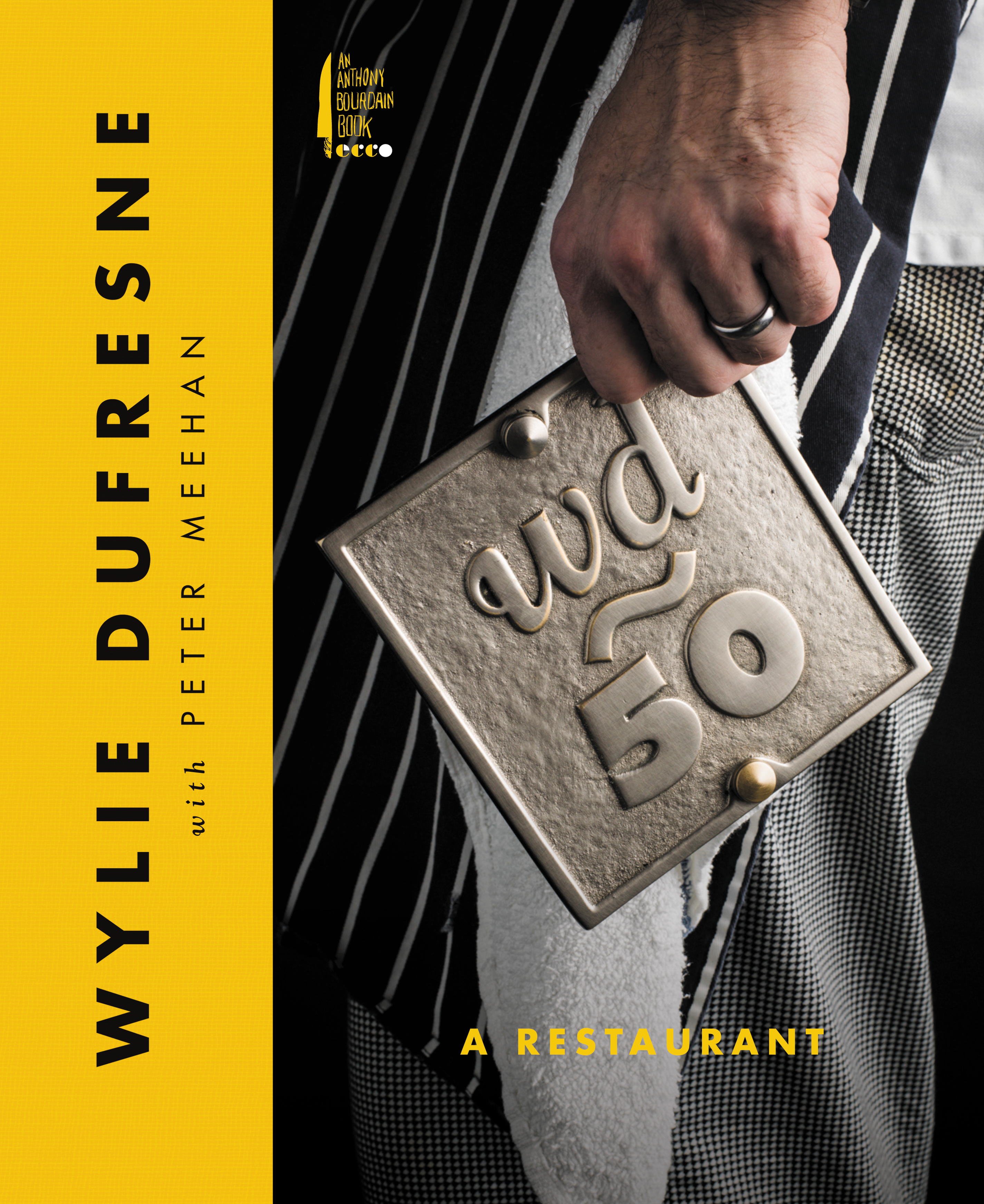 wd~50: The Cookbook by Wylie Dufresne — Public Book Signing