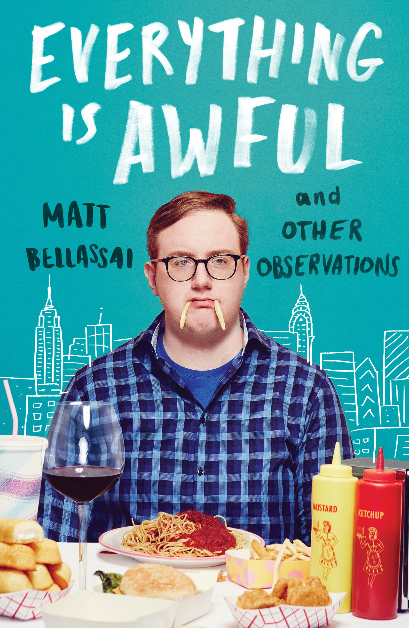 Offsite Book Launch: Everything is Awful by Matt Bellassai