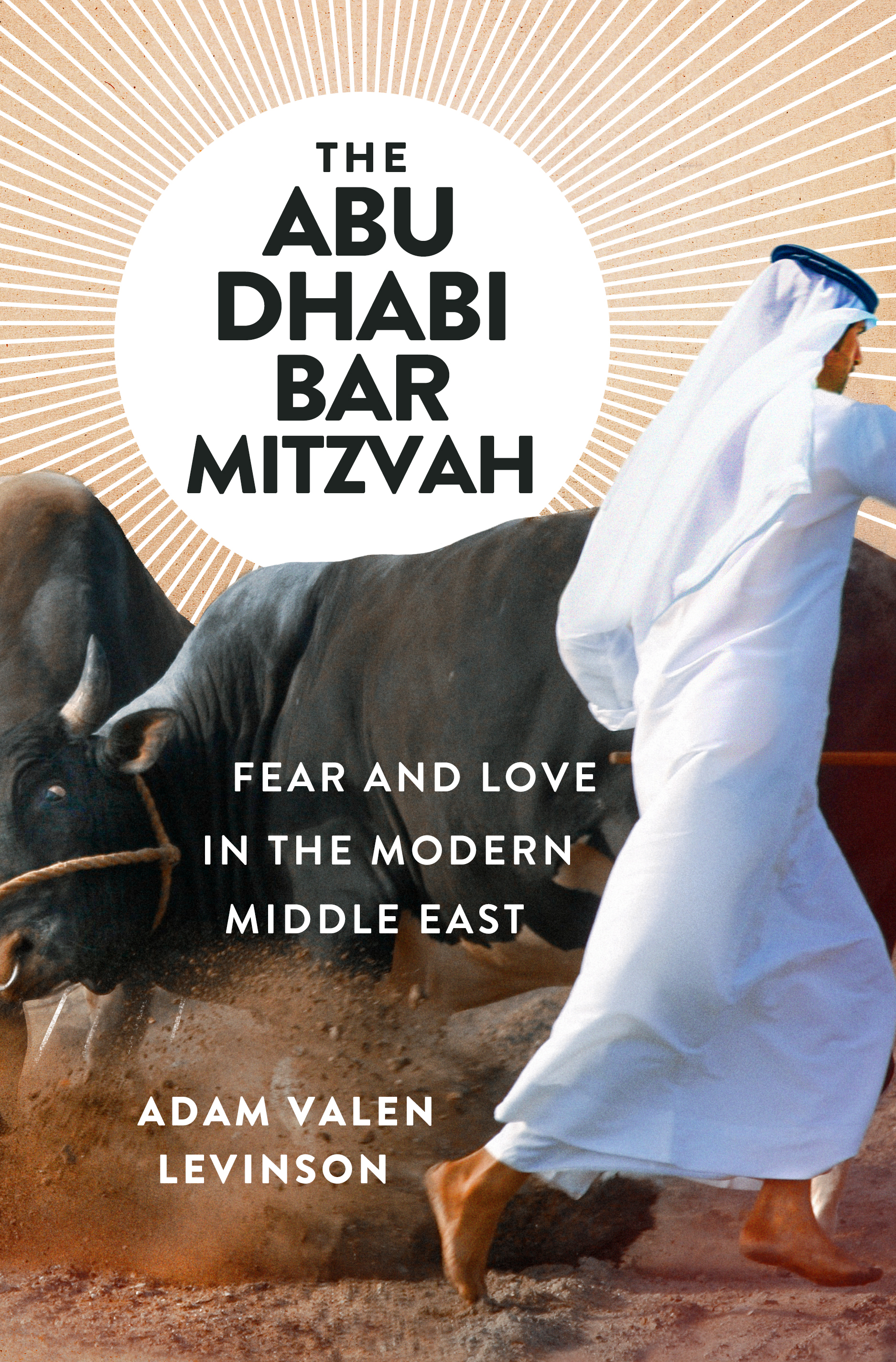 Book Launch: The Abu Dhabi Bar Mitzvah by Adam Valen Levinson — in conversation w/ Seth Kugel