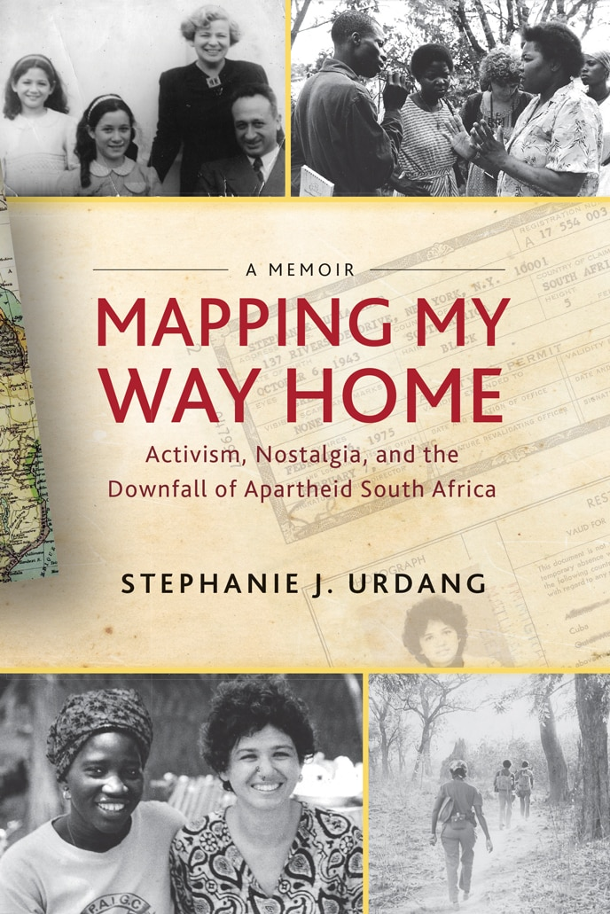 Book Launch: Mapping My Way Home by Stephanie J. Urdang