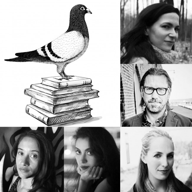 October 2017 all authors collage