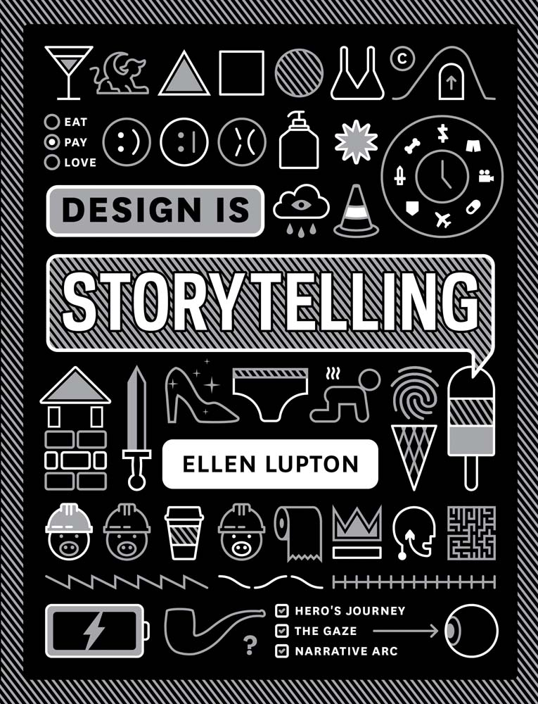 OFFSITE: frogNY Presents: Design is Storytelling by Ellen Lupton
