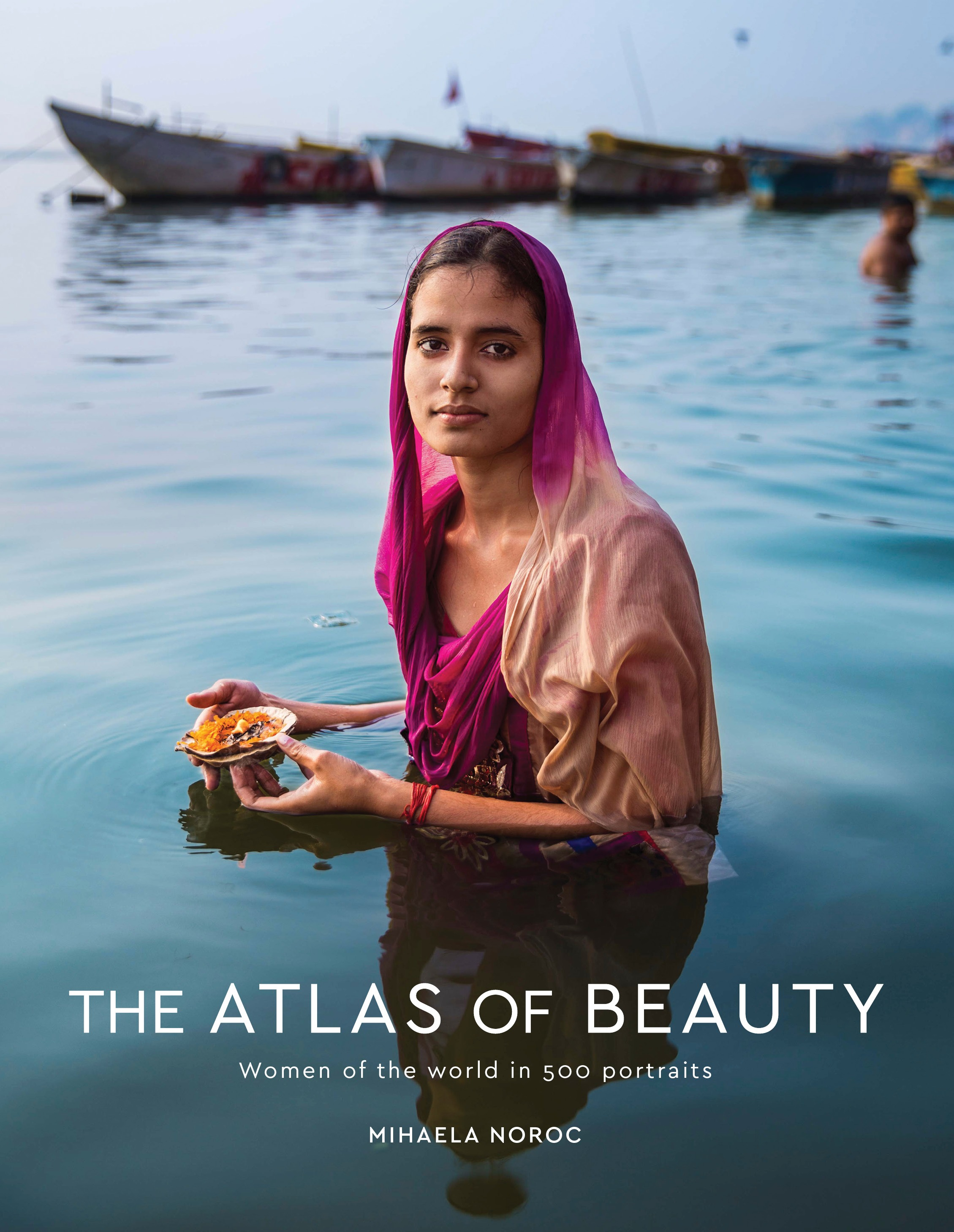 Brooklyn Book Launch: The Atlas of Beauty: Women of the World in 500 Portraits by Mihaela Noroc