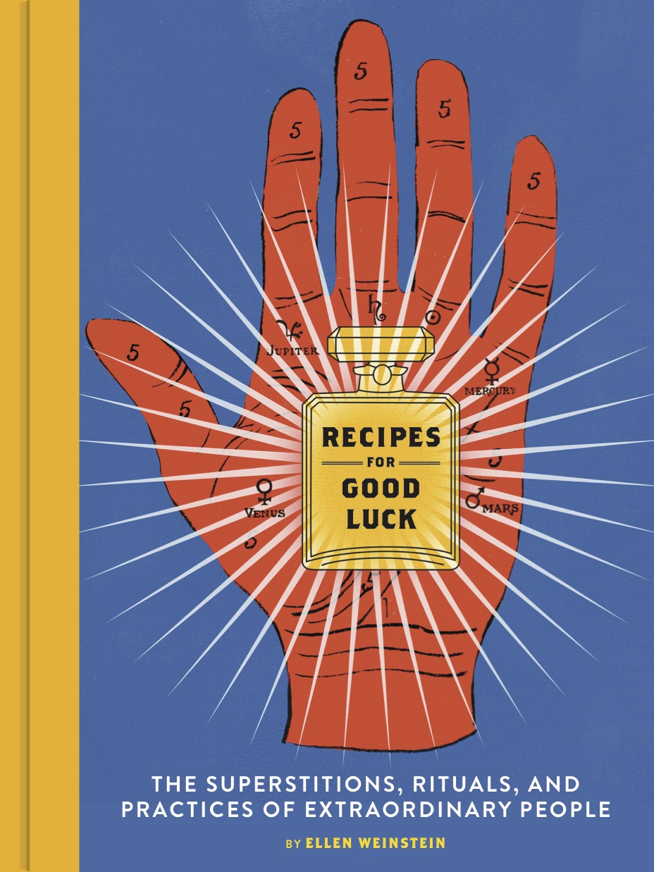 Book Launch: Recipes for Good Luck by Ellen Weinstein