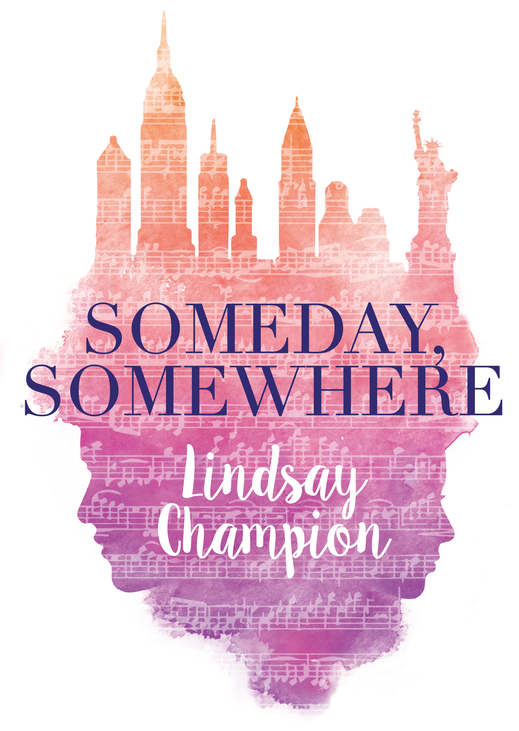 Book Launch: Someday, Somewhere by Lindsay Champion