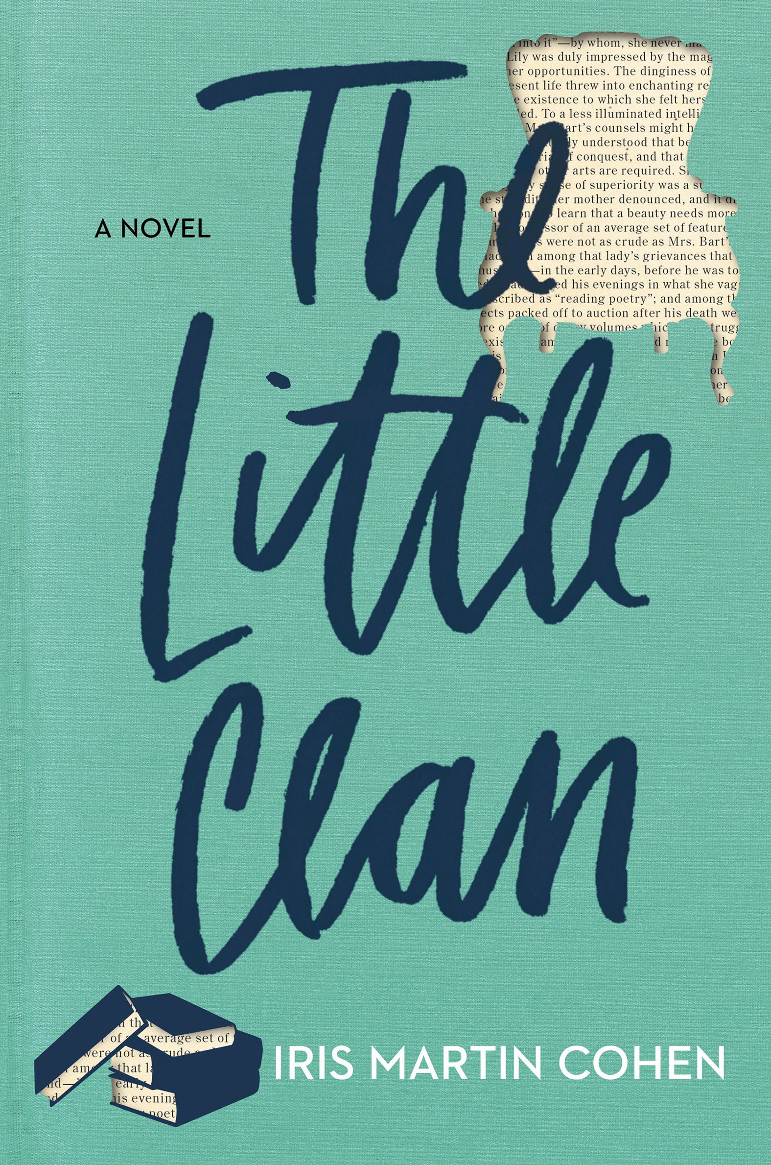 Book Launch: The Little Clan by Iris Martin Cohen — in conversation w/ Hannah Lillith Assadi