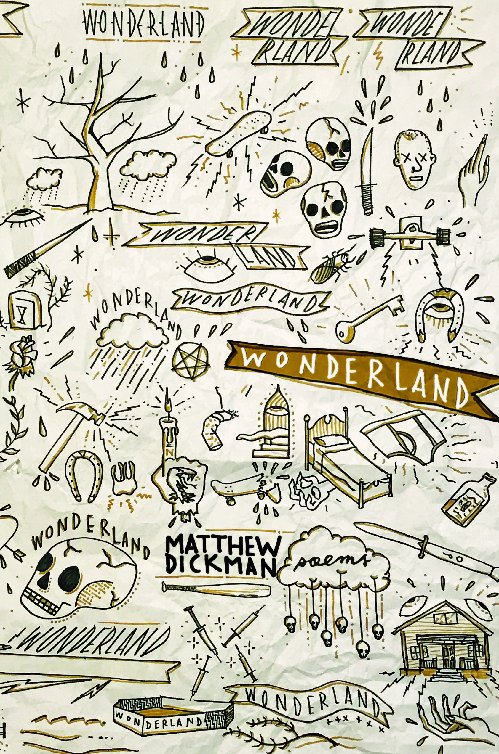 Poetry Book Launch: Wonderland by Matthew Dickman — reading w/ Tina Chang
