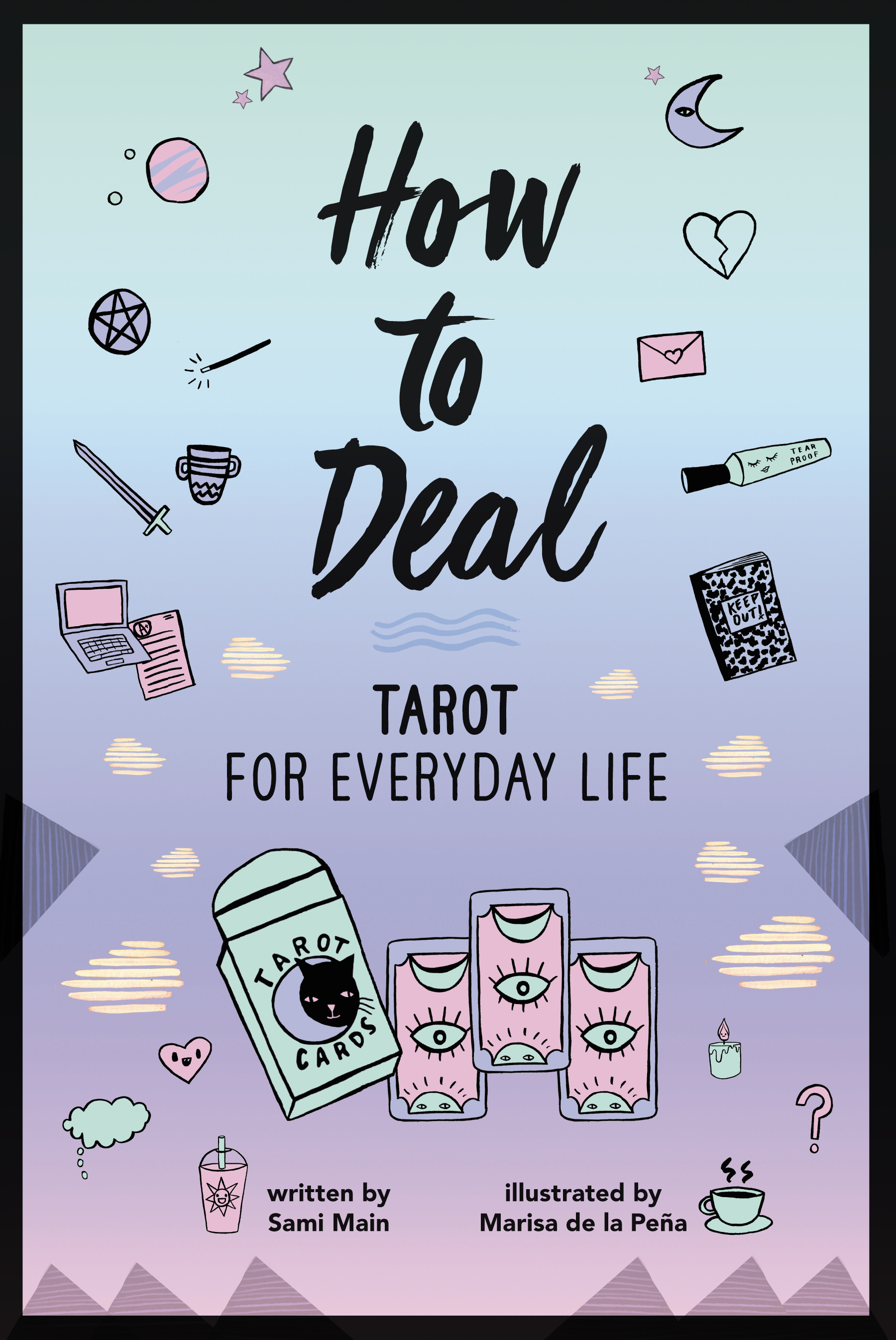 Book Launch: How to Deal: Tarot for Everyday Life by Sami Main