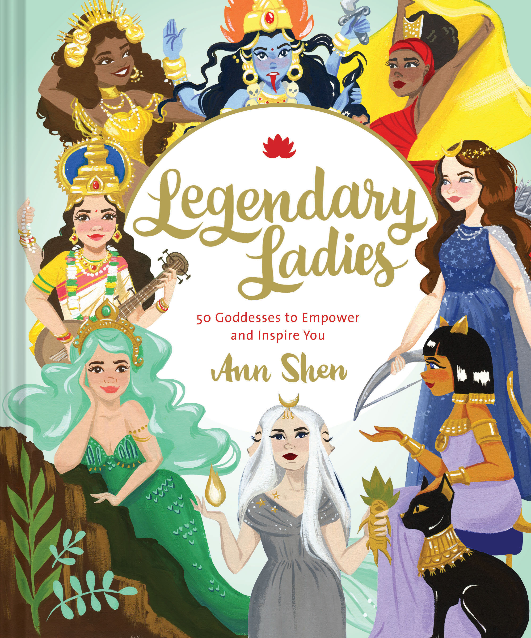 Book Launch: Legendary Ladies by Ann Shen — in conversation w/ Siobhán Gallagher
