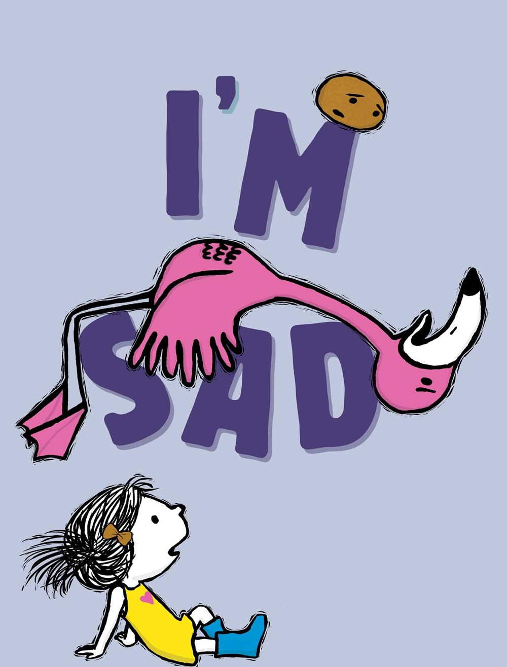 Kids' Book Launch: I'M SAD by Michael Ian Black & Debbie Ridpath Ohi