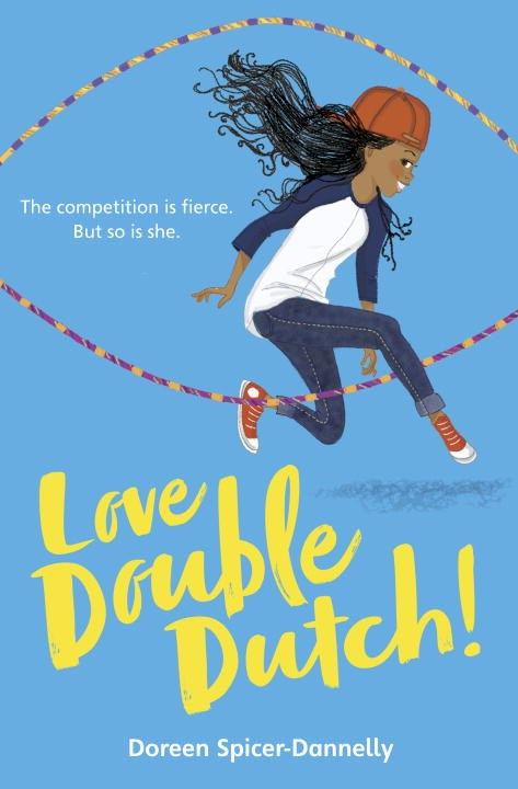Kids' Activities Event: Love Double Dutch! by Doreen Spicer-Dannelly