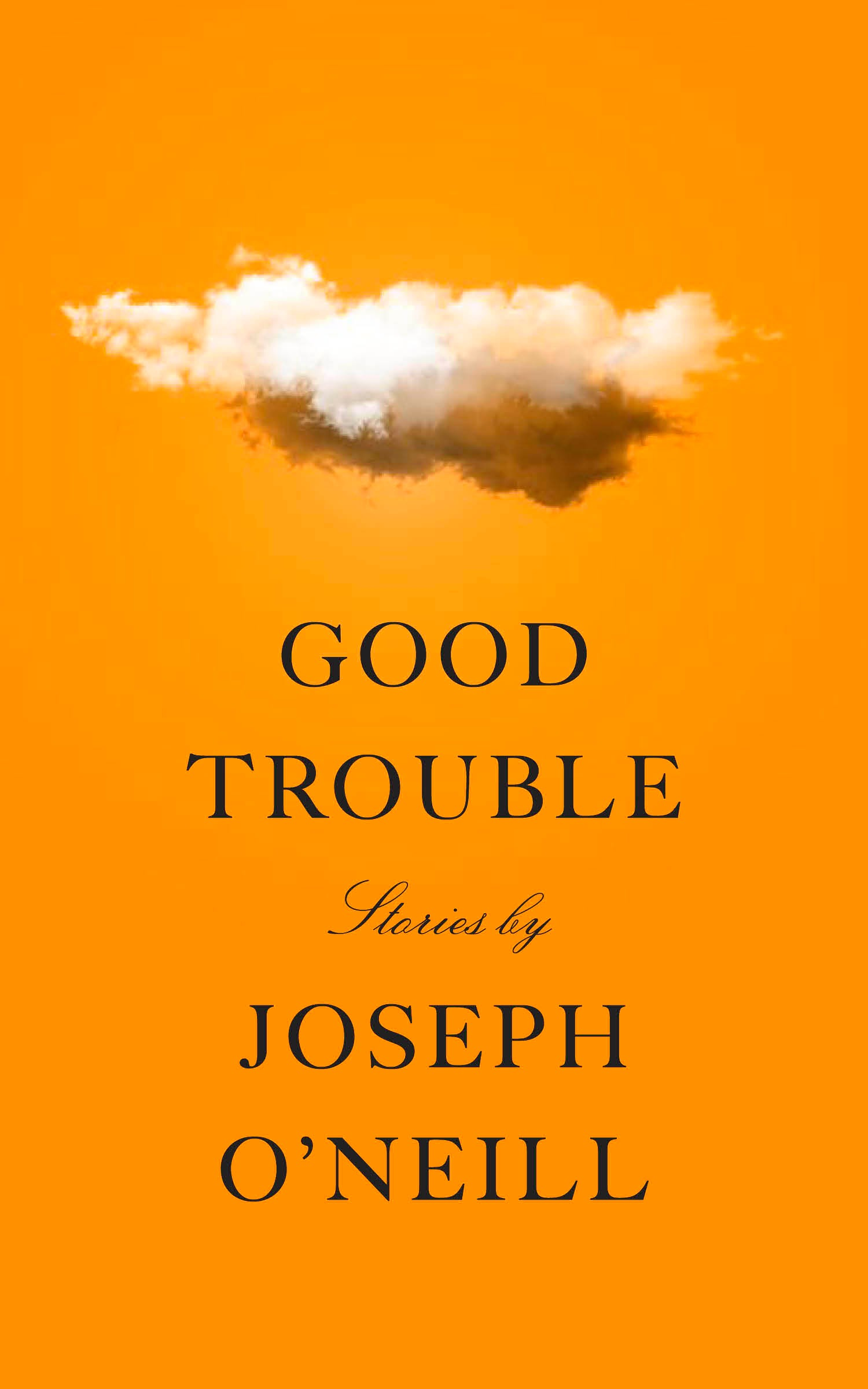 Book Launch: Good Trouble by Joseph O'Neill