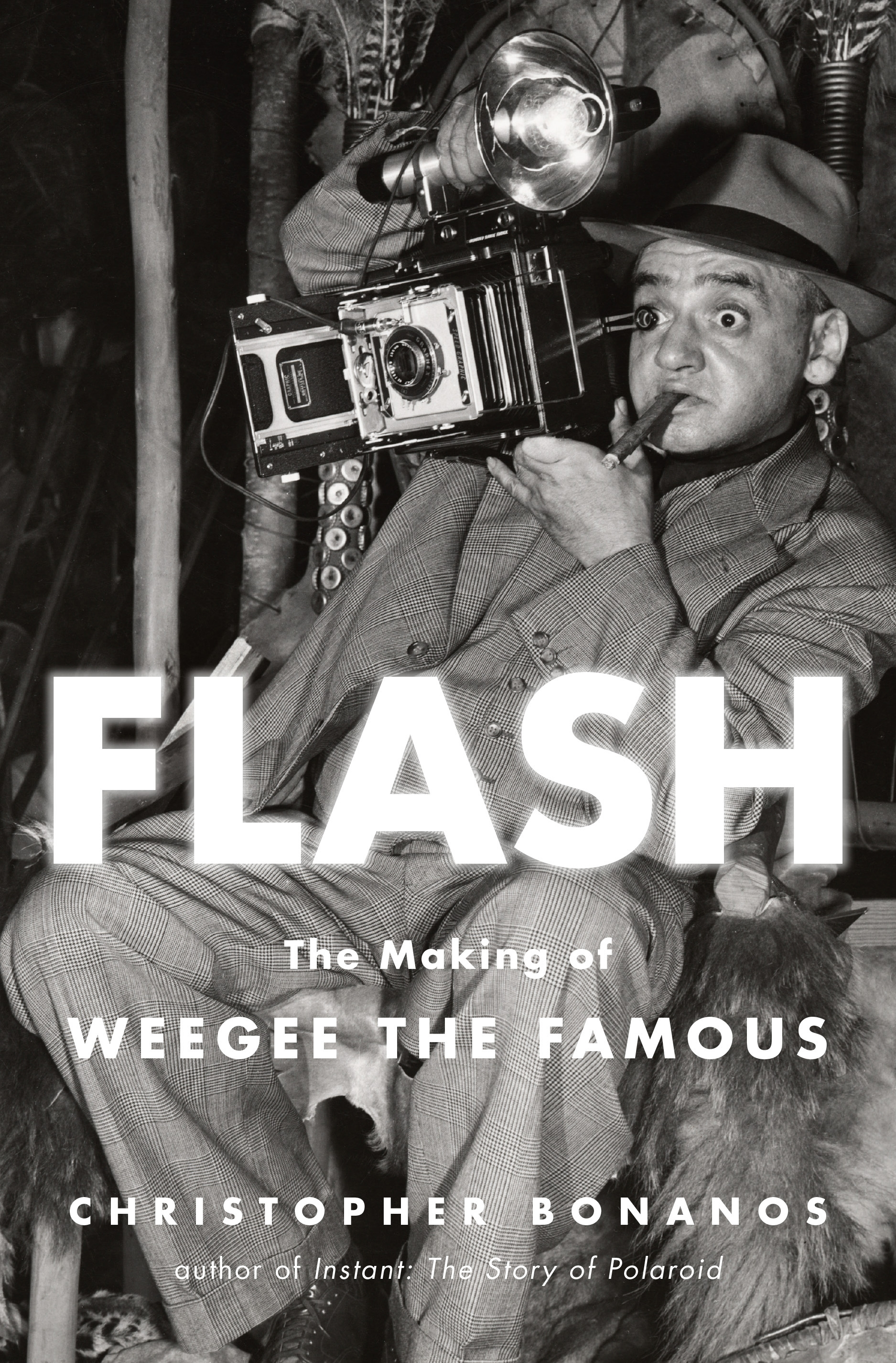 Book Launch: Flash: The Making of Weegee the Famous by Christopher Bonanos — in conversation w/ Emily Nussbaum