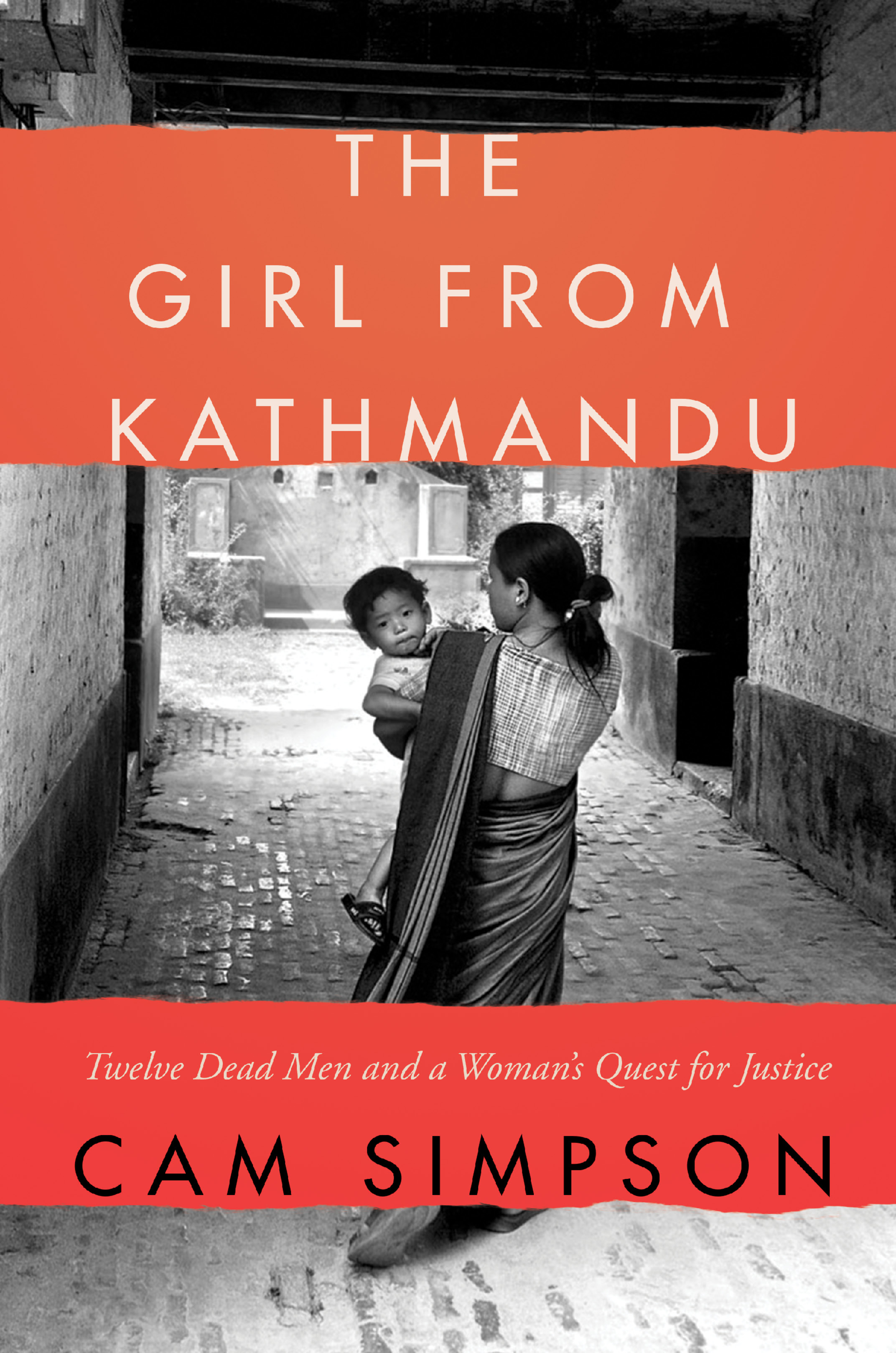 Book Launch: The Girl From Kathmandu by Cam Simpson — in conversation w/ Quil Lawrence