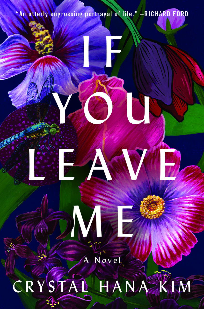 Book Launch: If You Leave Me by Crystal Hana Kim