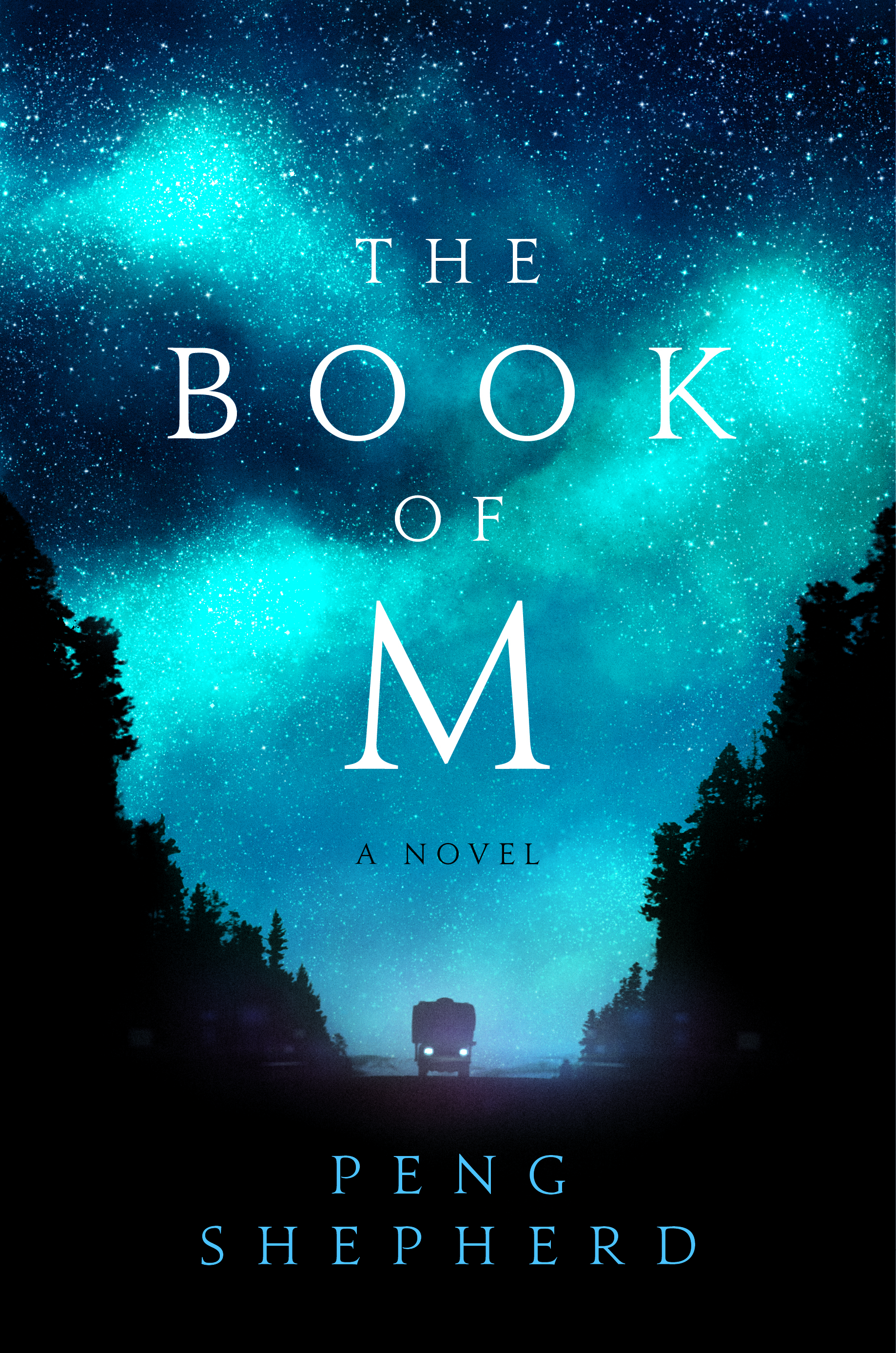 Book Launch: The Book of M by Peng Shepherd — in conversation w/ Linnea Hartsuyker