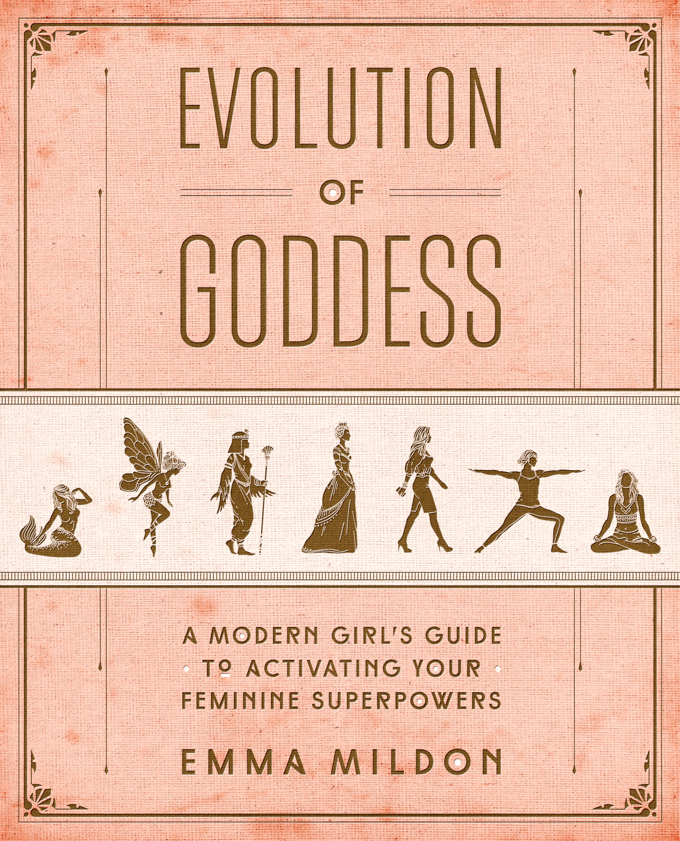 Book Launch: Evolution of Goddess by Emma Mildon