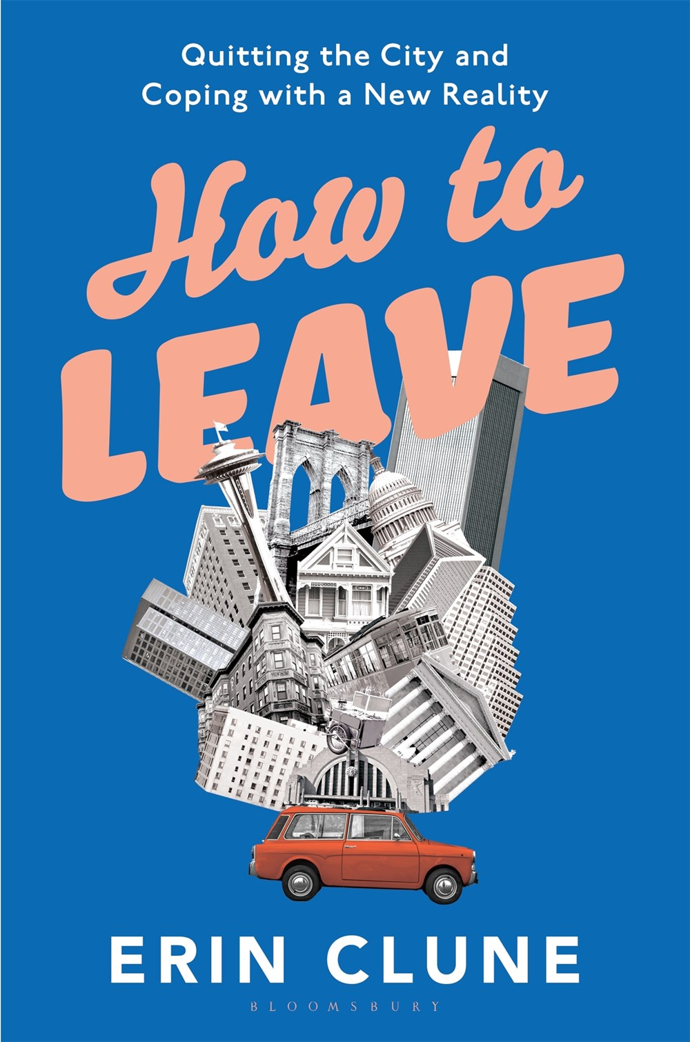 Book Launch: How to Leave by Erin Clune — in conversation w/ Sari Botton