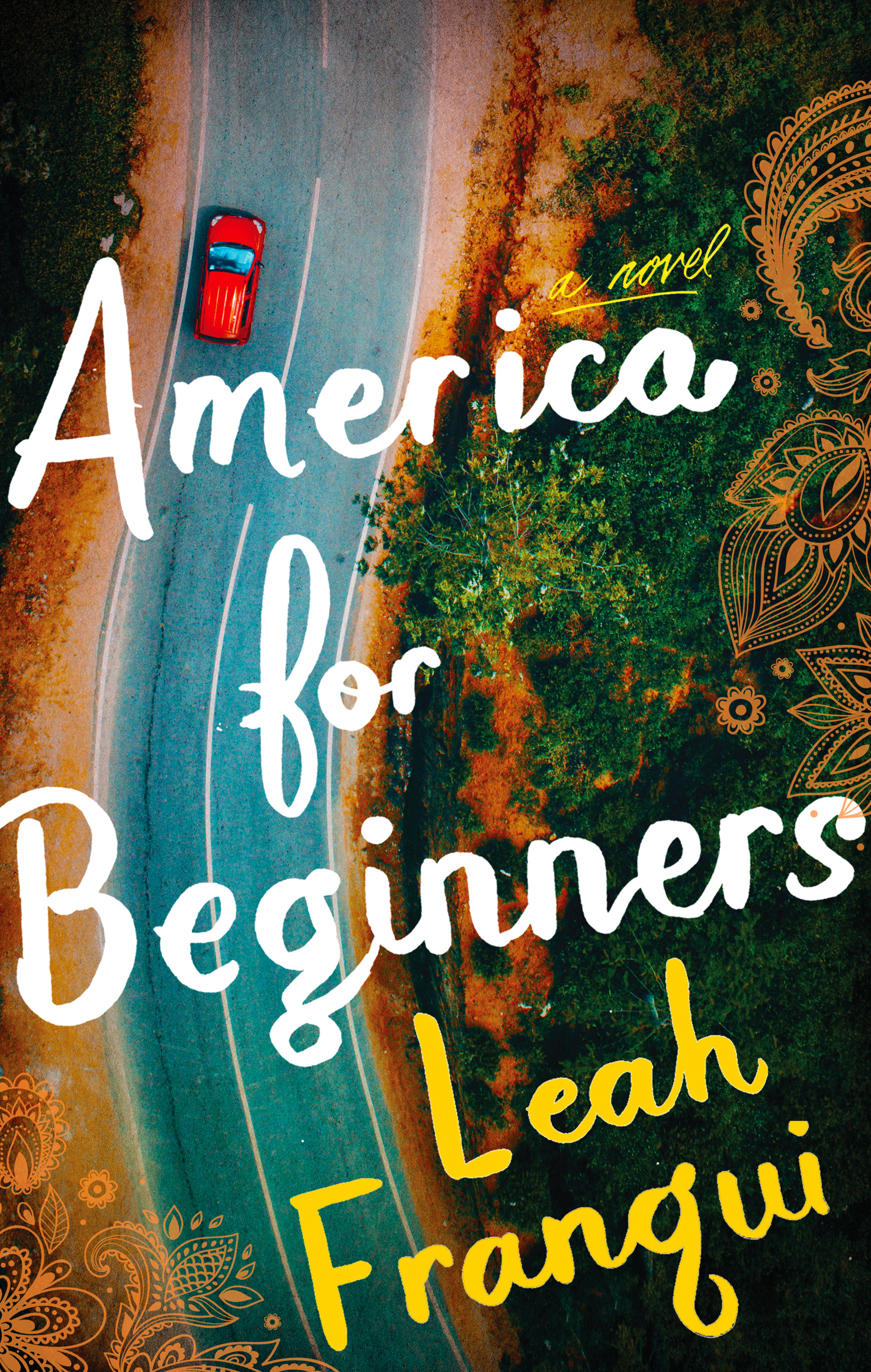 Book Launch: America for Beginners by Leah Franqui — in conversation w/ Izzy Grinspan