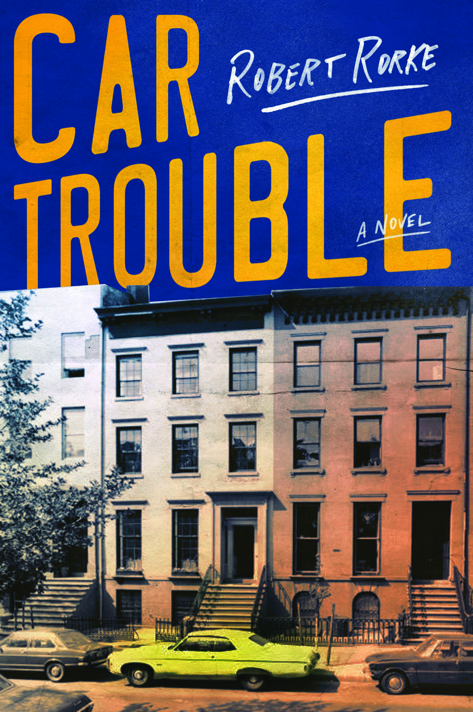 Book Launch: Car Trouble by Robert Rorke — in conversation w/ Phillip Lopate