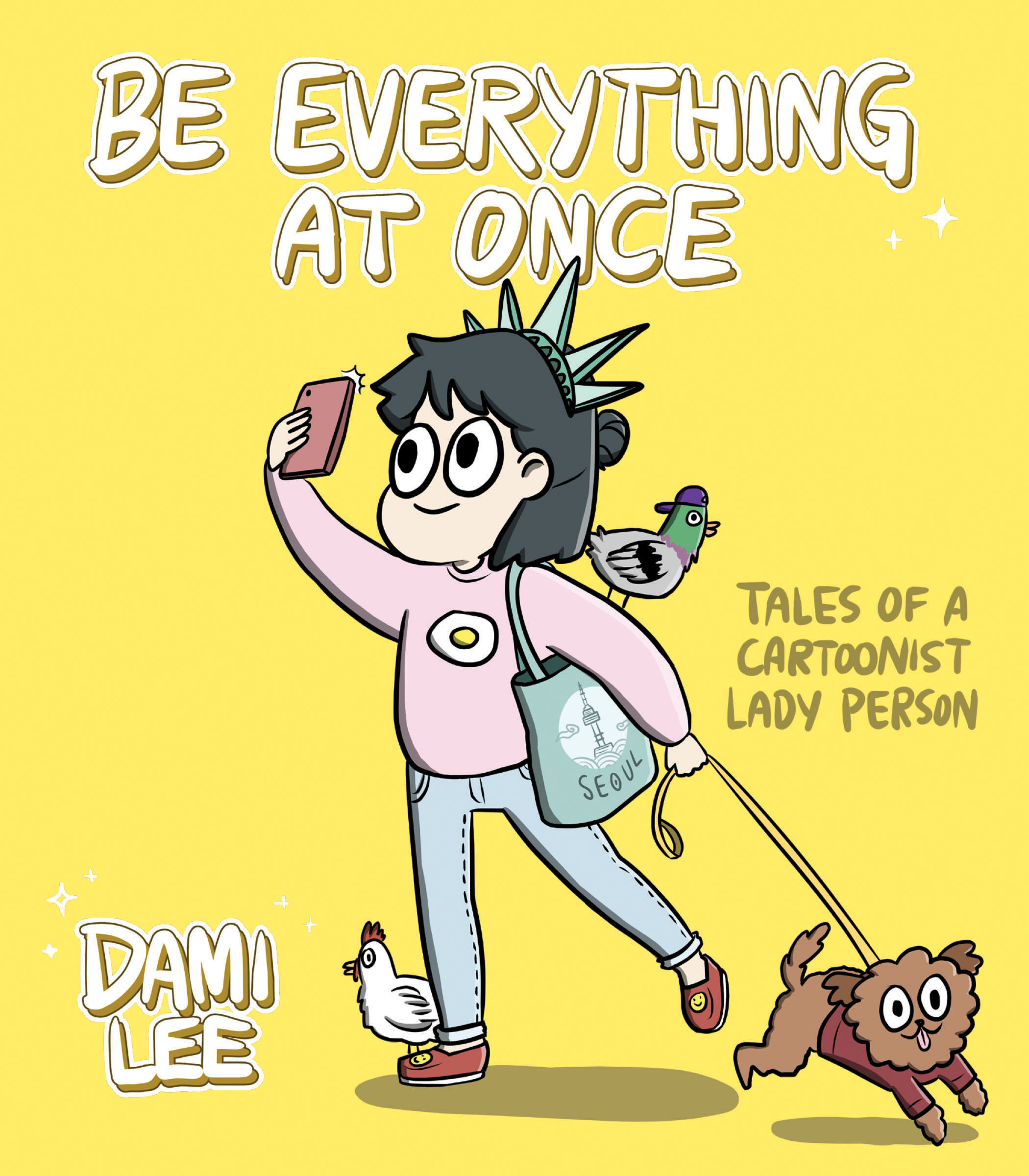 Book Launch: Be Everything at Once by Dami Lee — in conversation w/ Adam Ellis