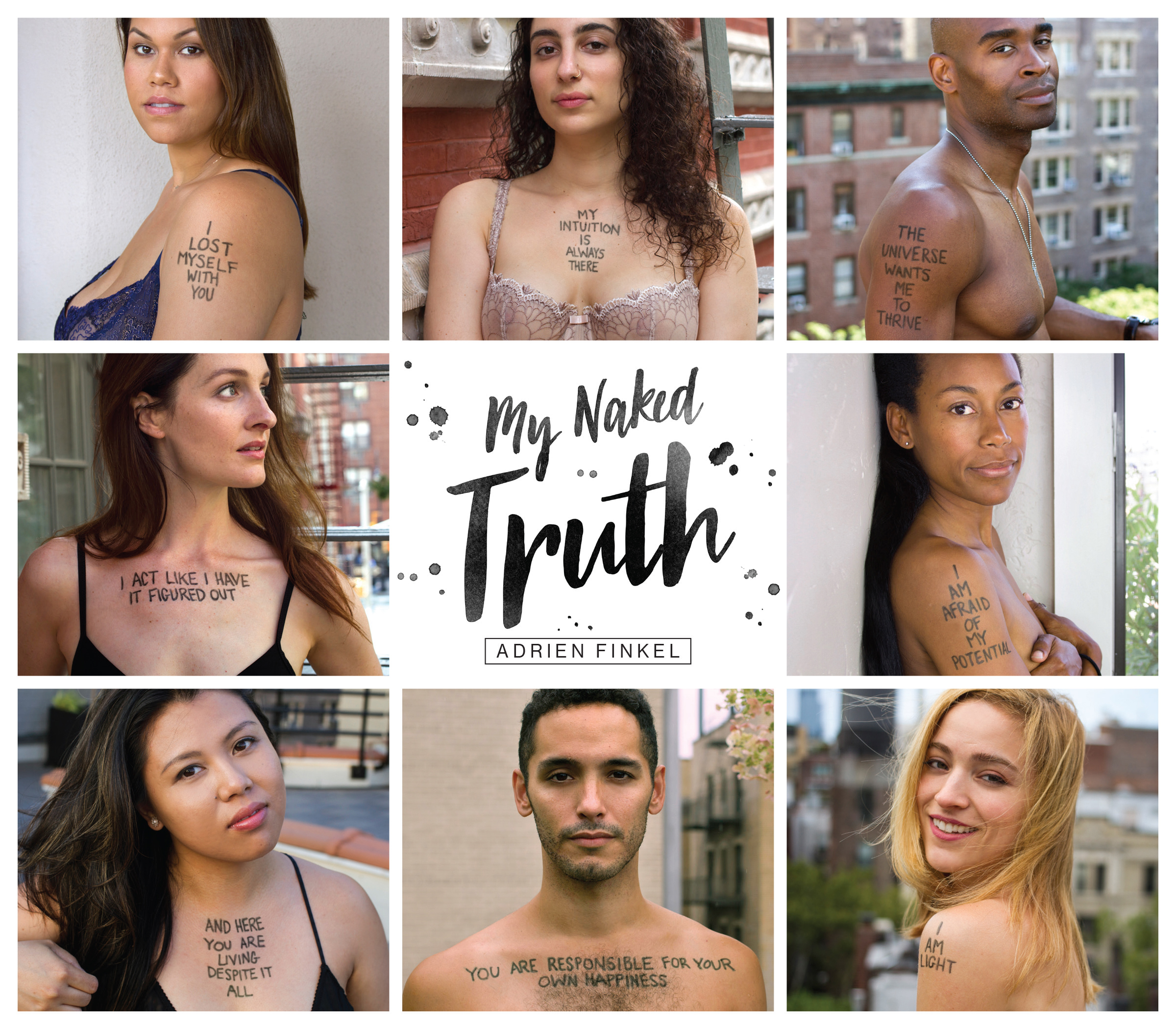 Photo Book Launch: My Naked Truth by Adrien Finkel