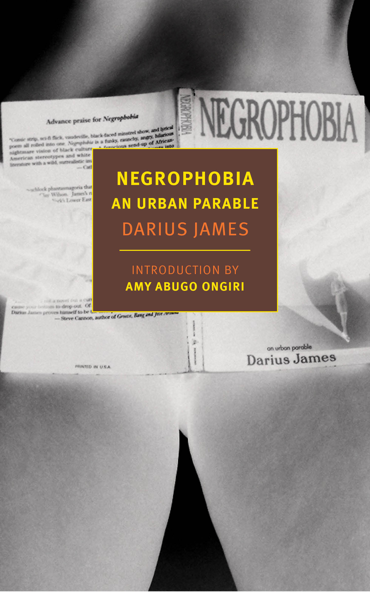 Book Launch: Negrophobia by Darius James in conversation with Michael Gonzales