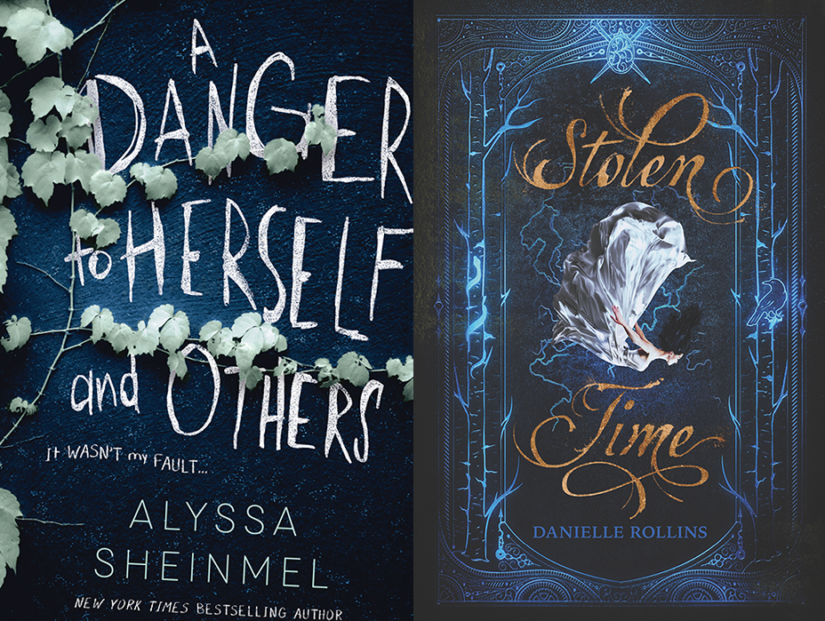 Joint Book Launch: A Danger To Herself and Others by Alyssa Sheinmel and Stolen Time by Danielle Rollins