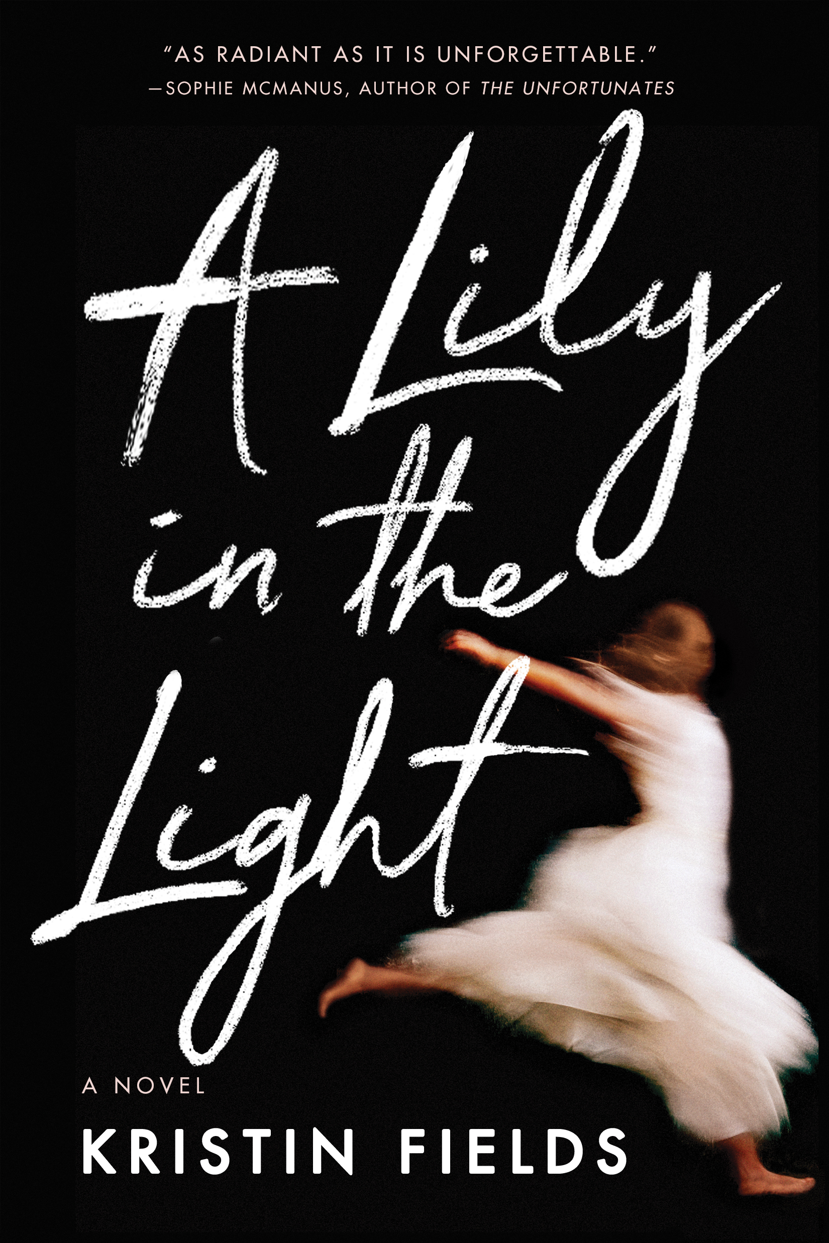 Book Launch: A Lily In The Light by Kristin Fields