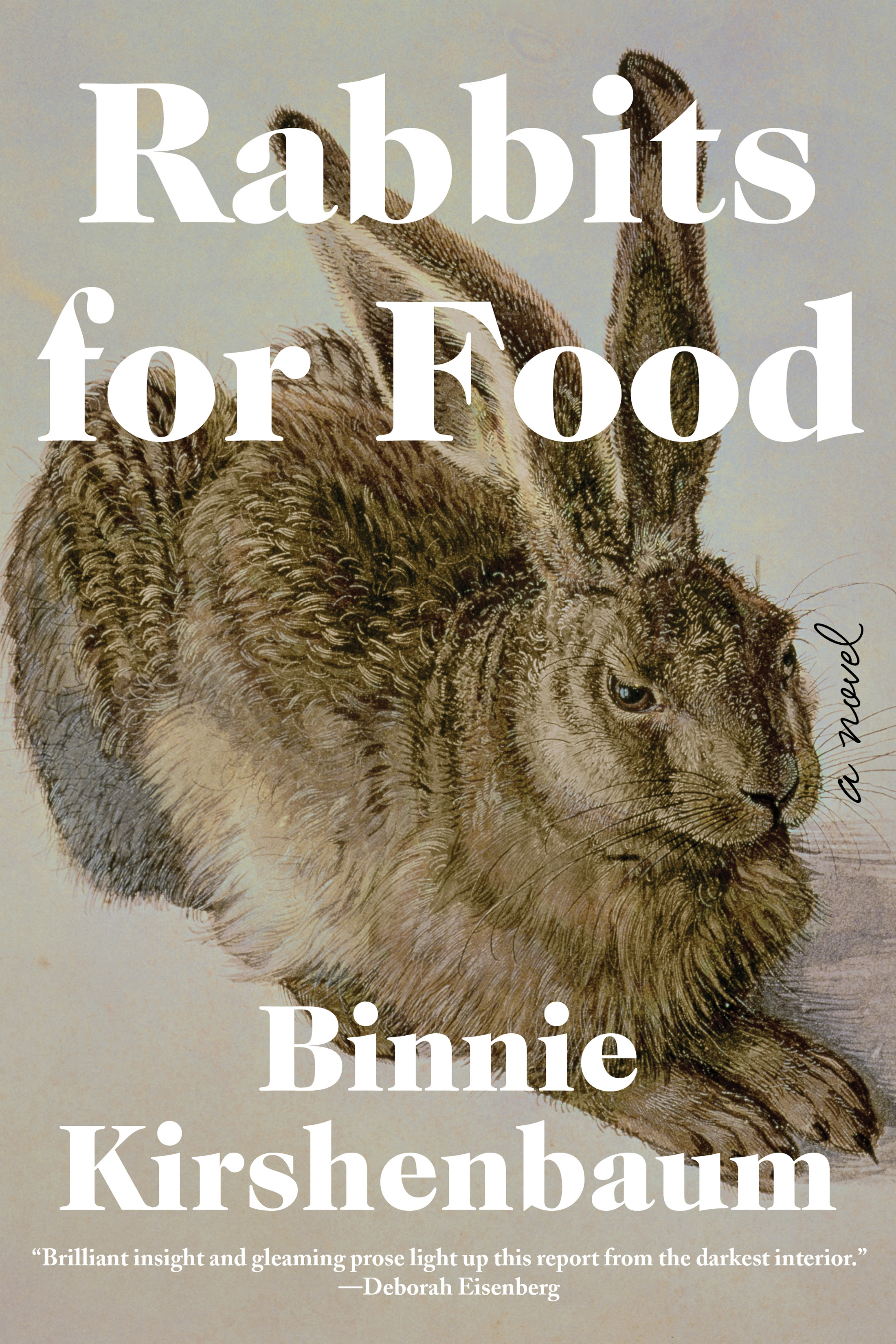 Book Launch: Rabbits for Food By Binnie Kirshenbaum