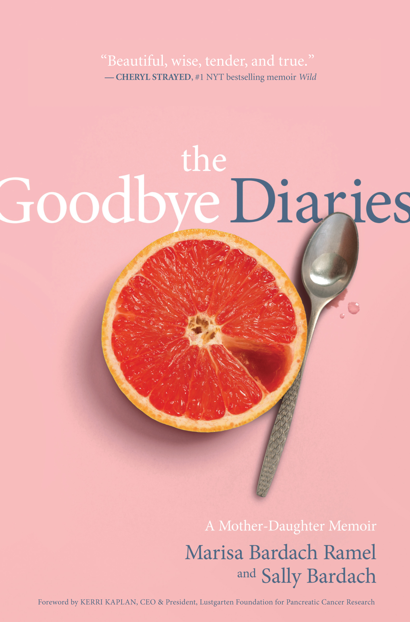 Book Launch: The Goodbye Diaries by Marisa Bardach Ramel and Sally Bardach