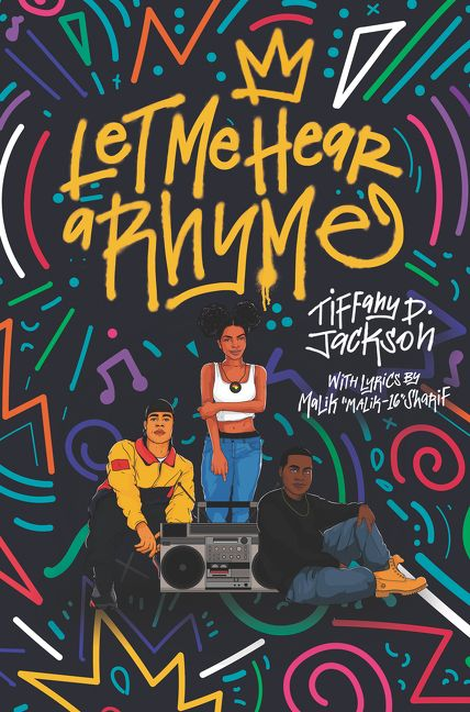 Book Launch: Let Me Hear A Rhyme by Tiffany Jackson