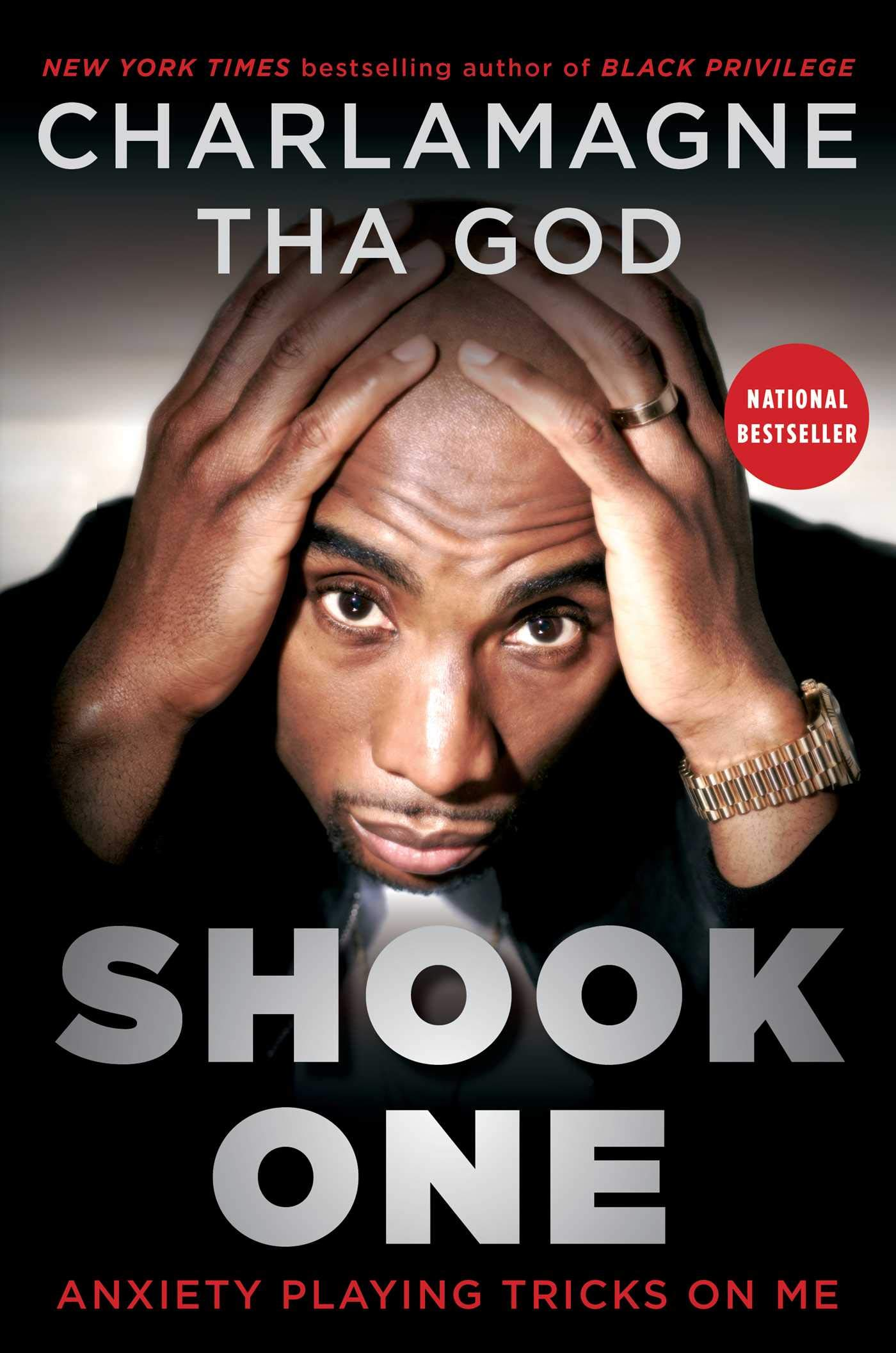Paperback Launch: Shook One by Charlamagne Tha God in conversation with Dr. Jessica Clemons