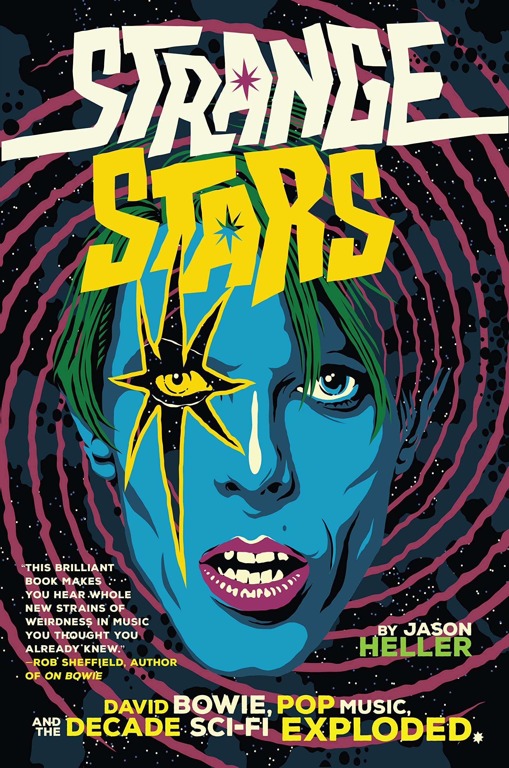 CANCELLED Book Launch: Strange Stars by Jason Heller