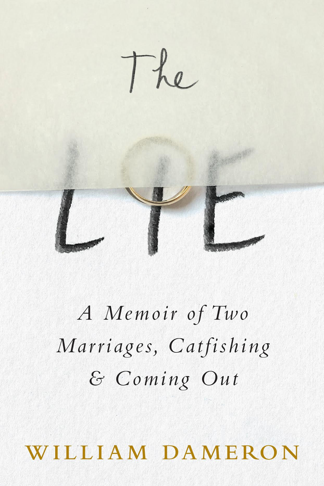 Book Launch: The Lie by William Dameron in conversation with Garrard Conley