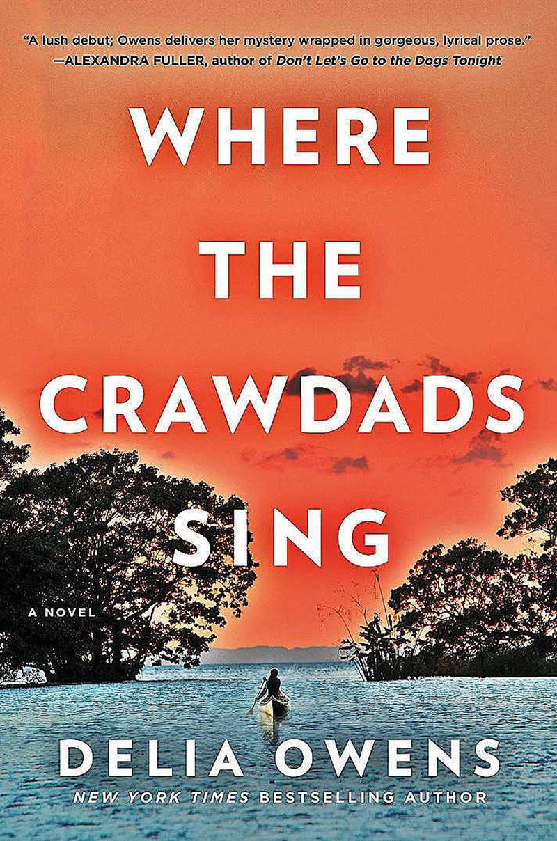 Dumbo Lit Book Club: Where The Crawdads Sing by Delia Owens
