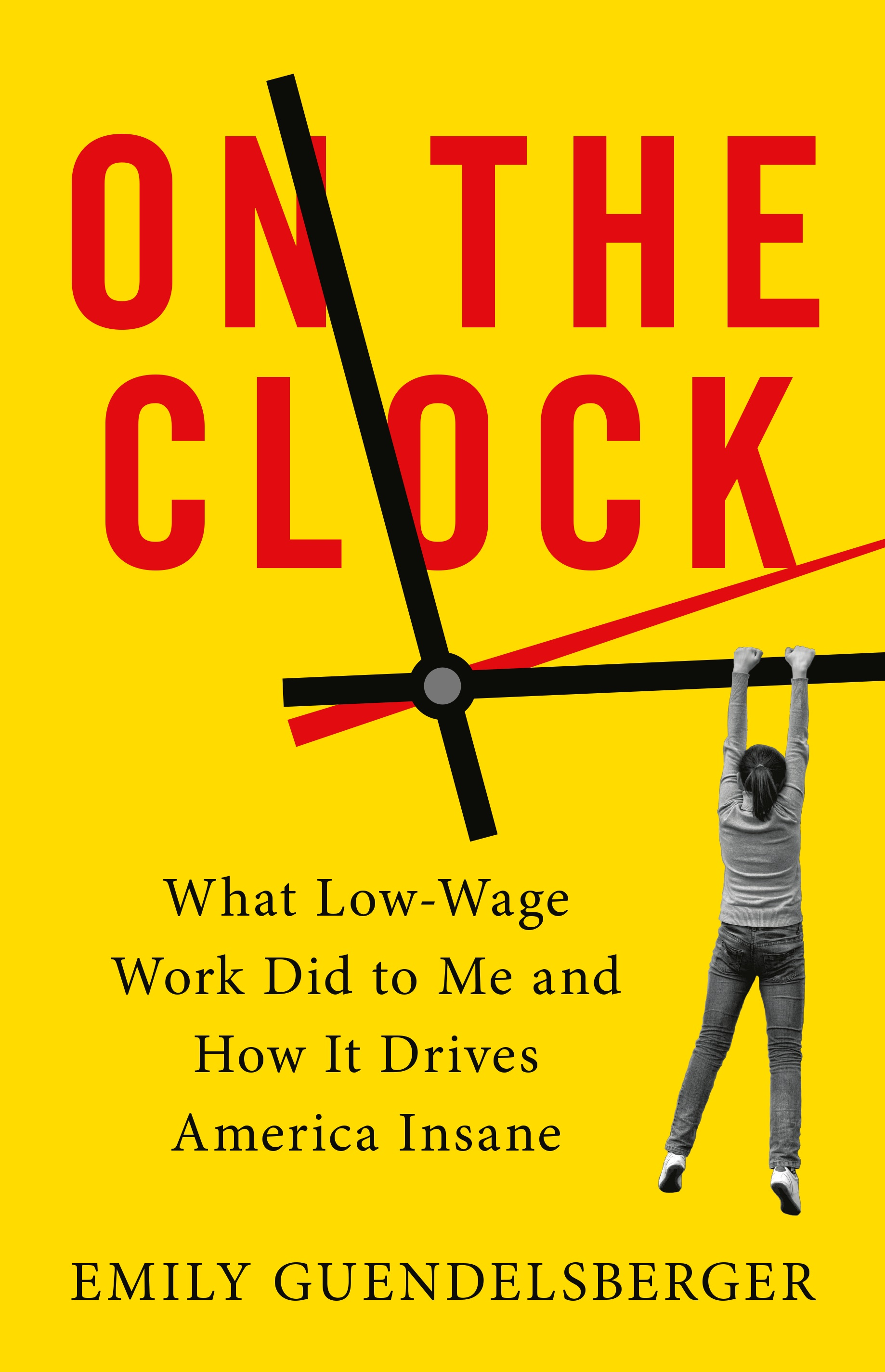 Book Launch: On The Clock by Emily Guendelsberger in conversation with Jessica Bruder