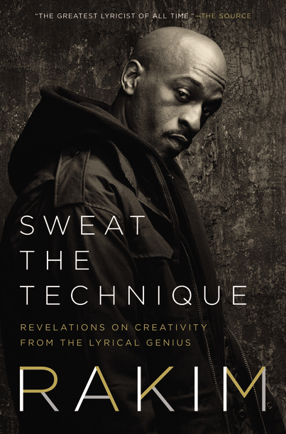 Book Launch: Sweat the Technique by Rakim in conversation with Stretch Armstrong