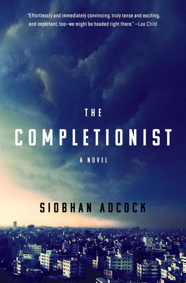 Book Launch: The Completionist by Siobhan Adcock