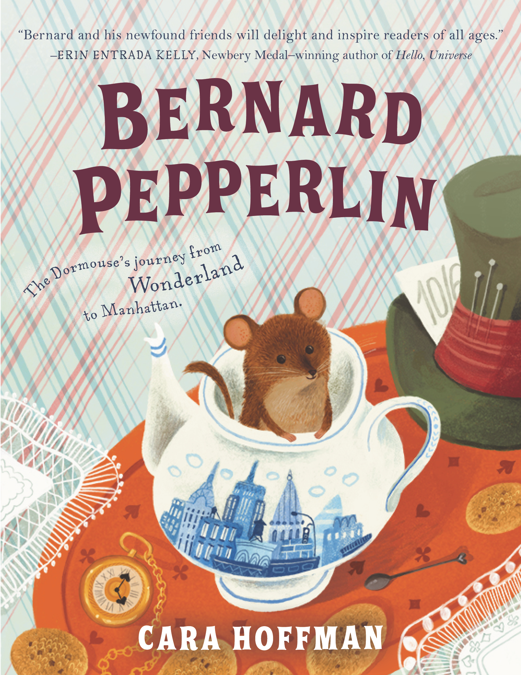 Book Launch: Bernard Pepperlin by Cara Hoffman