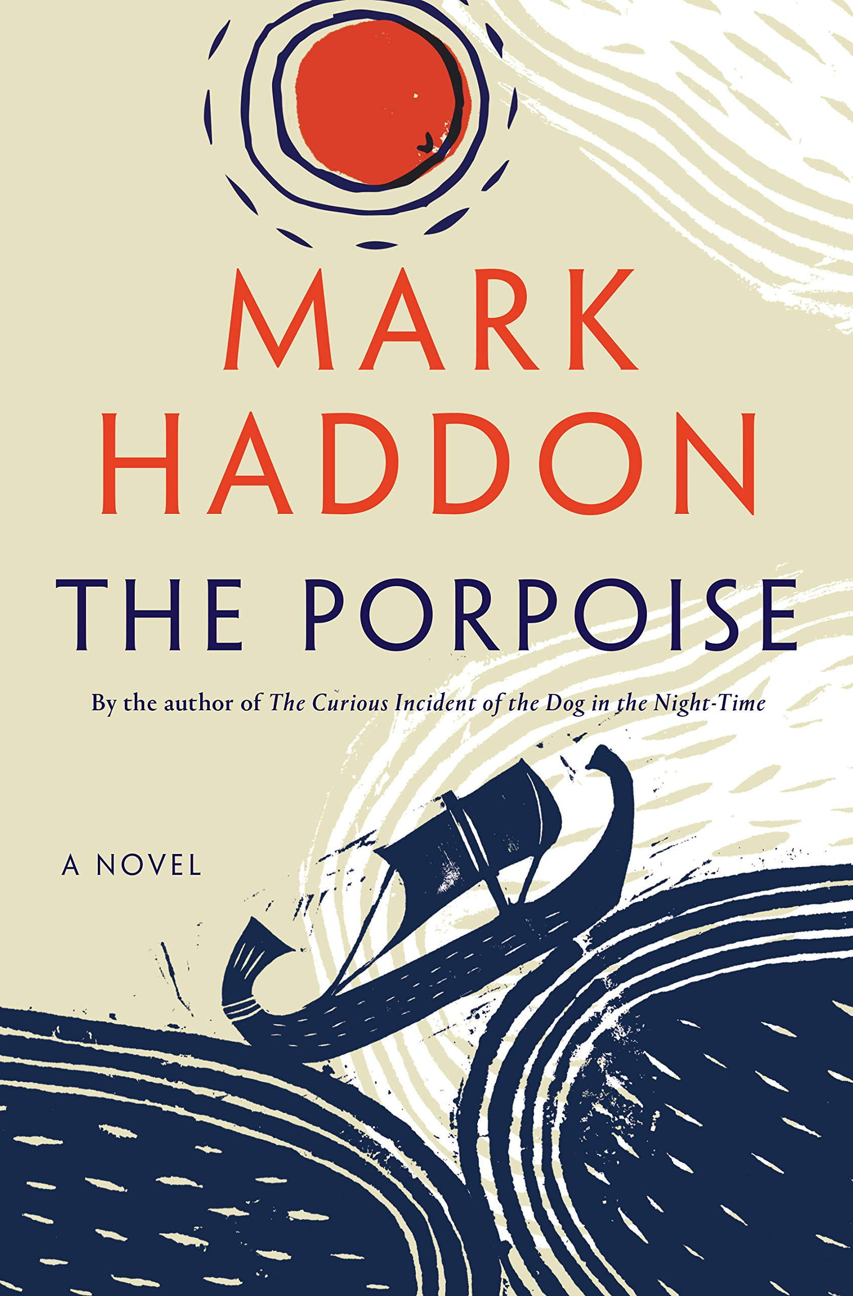 Dumbo Lit Book Club: The Porpoise by Mark Haddon