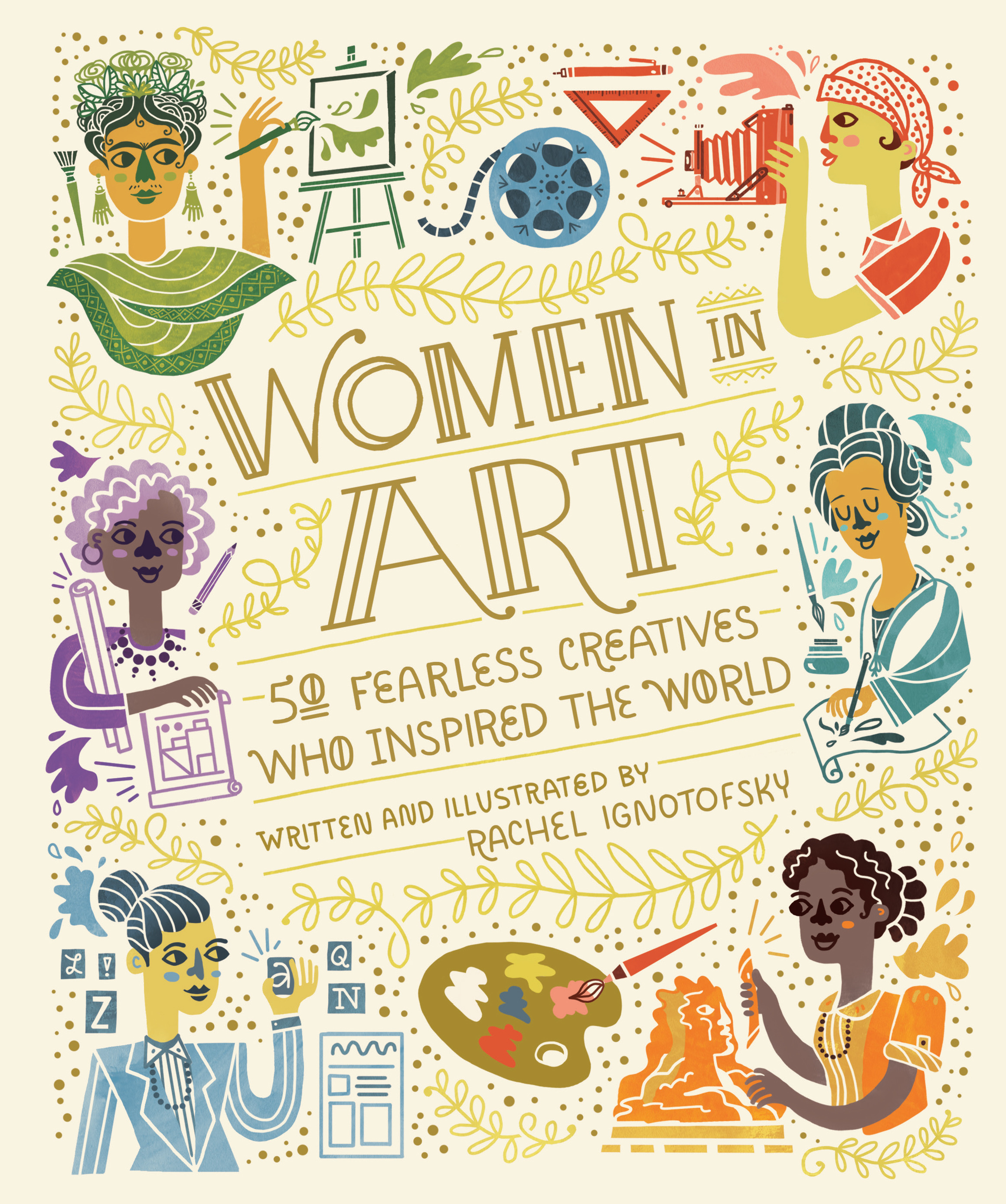 Book Launch: Women In Art by Rachel Ignotofsky