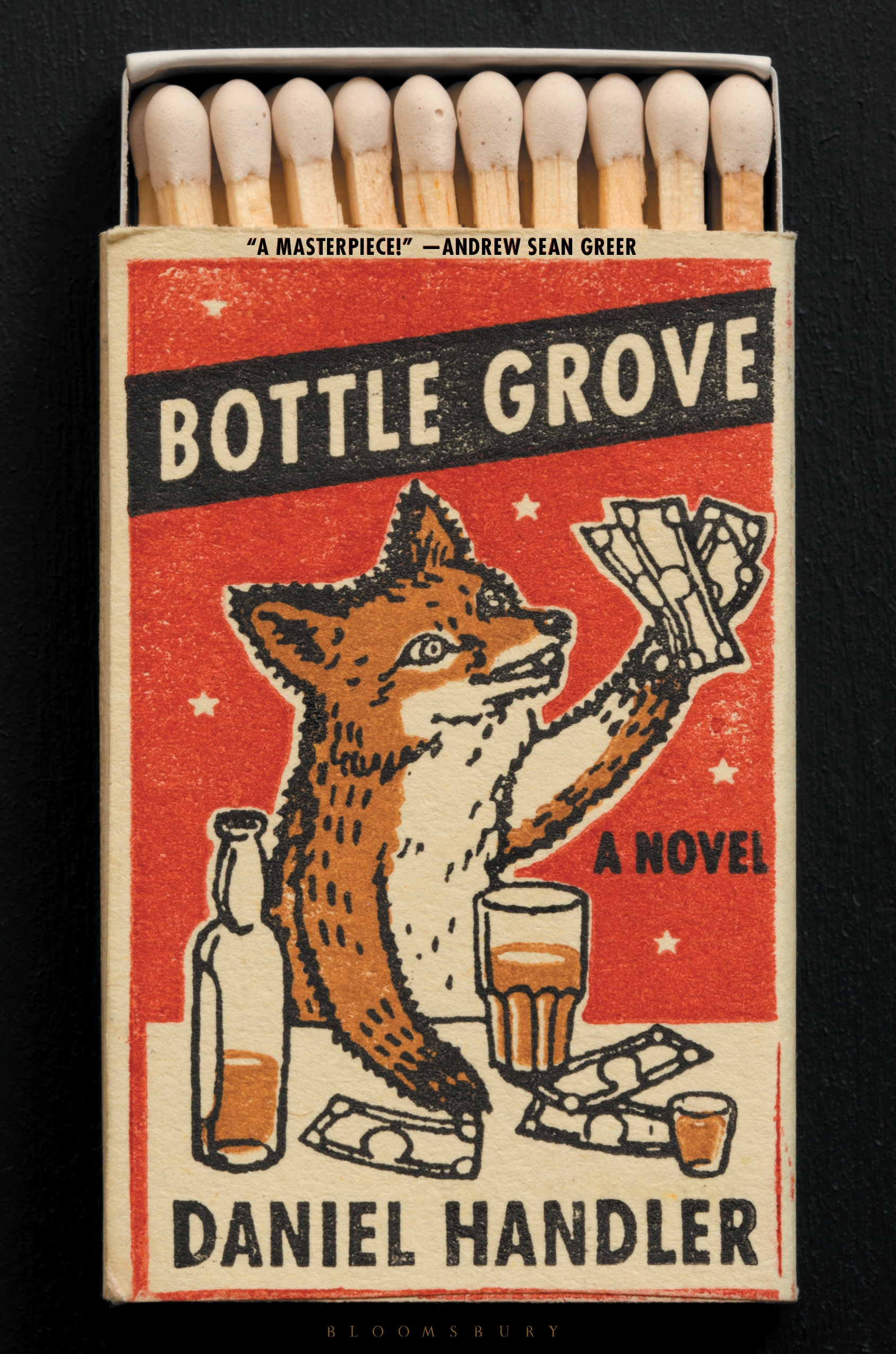 Book Launch: Bottle Grove by Daniel Handler