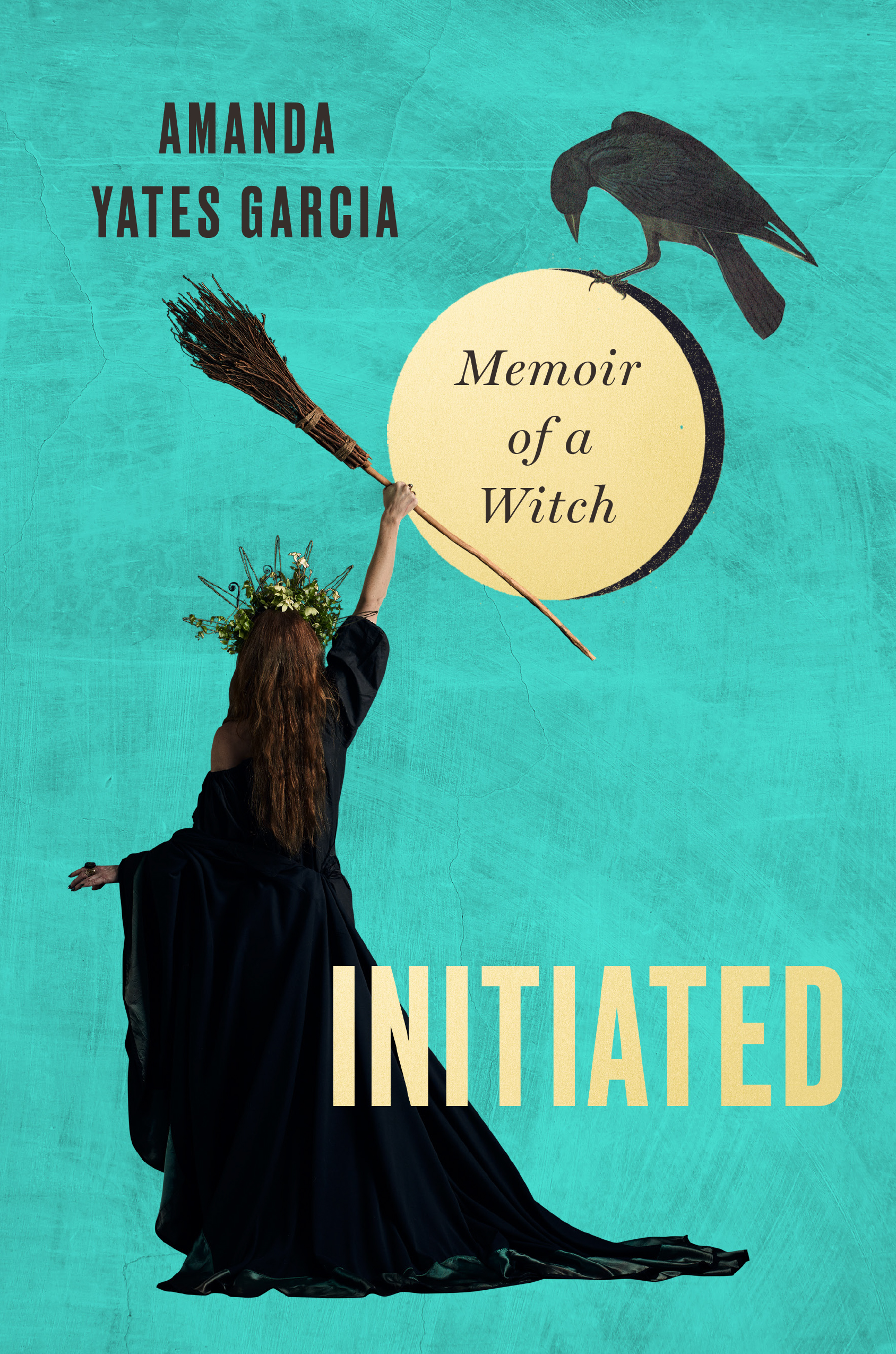 Book Launch: Initiated by Amanda Yates Garcia