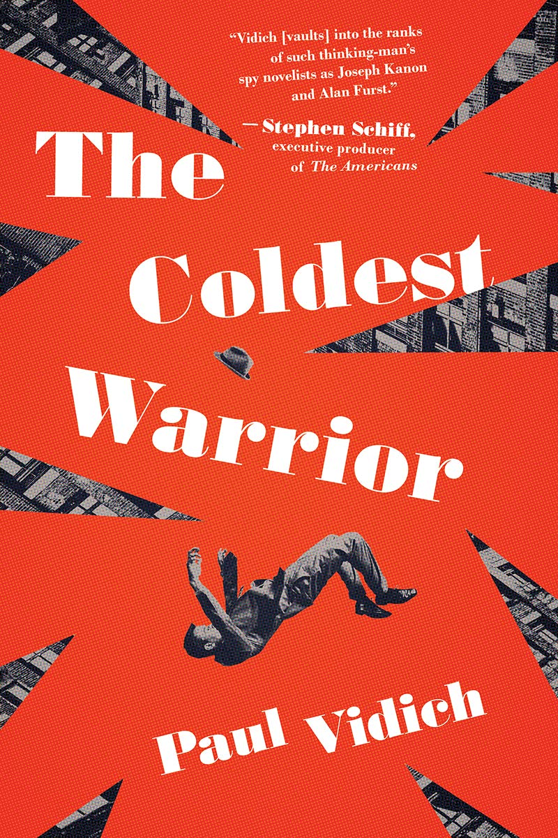 Book Launch: The Coldest Warrior by Paul Vidich in conversation with Kevin Larimer