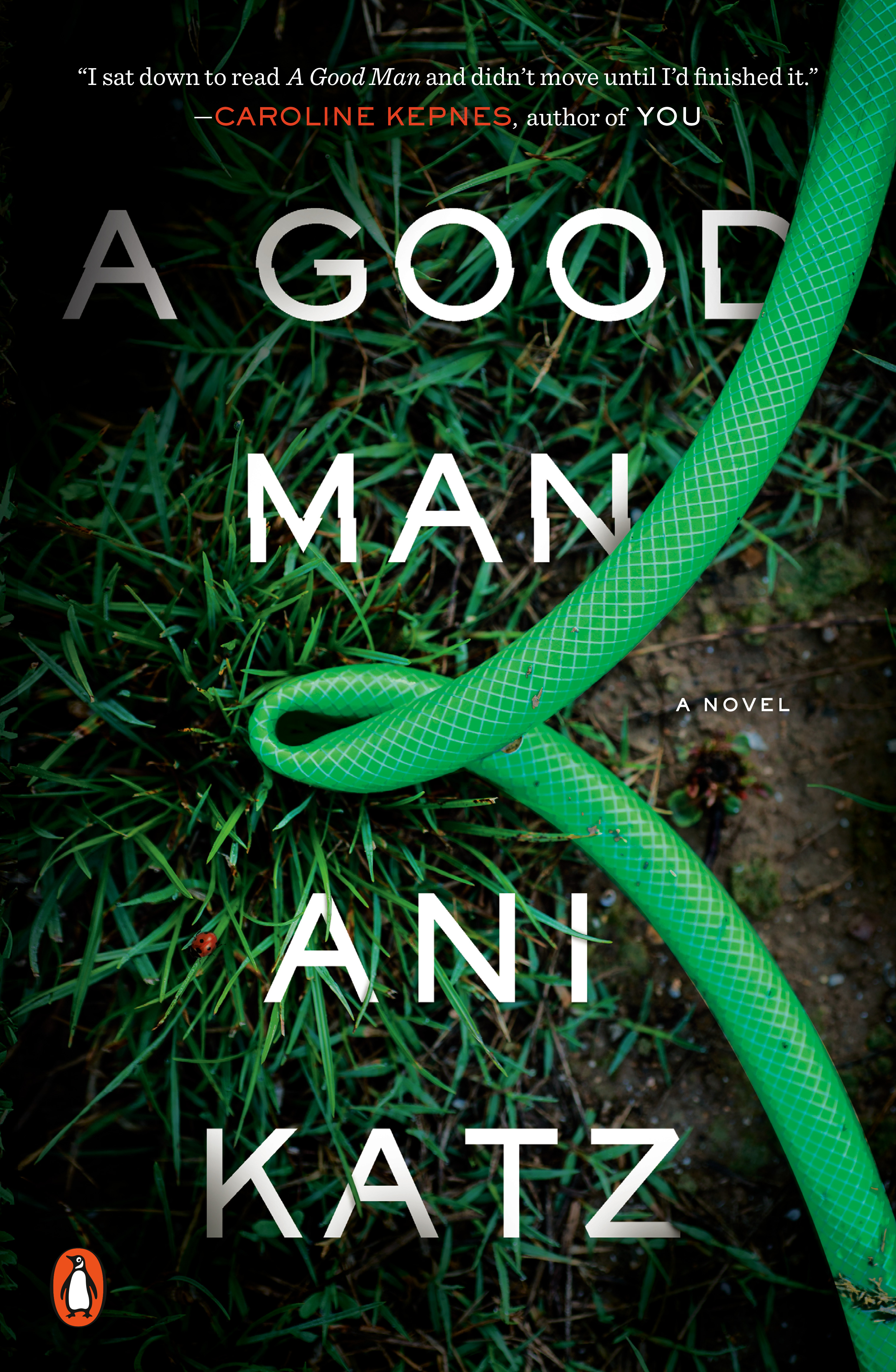 Book Launch: A Good Man by Ani Katz in conversation with Adrienne Westenfeld