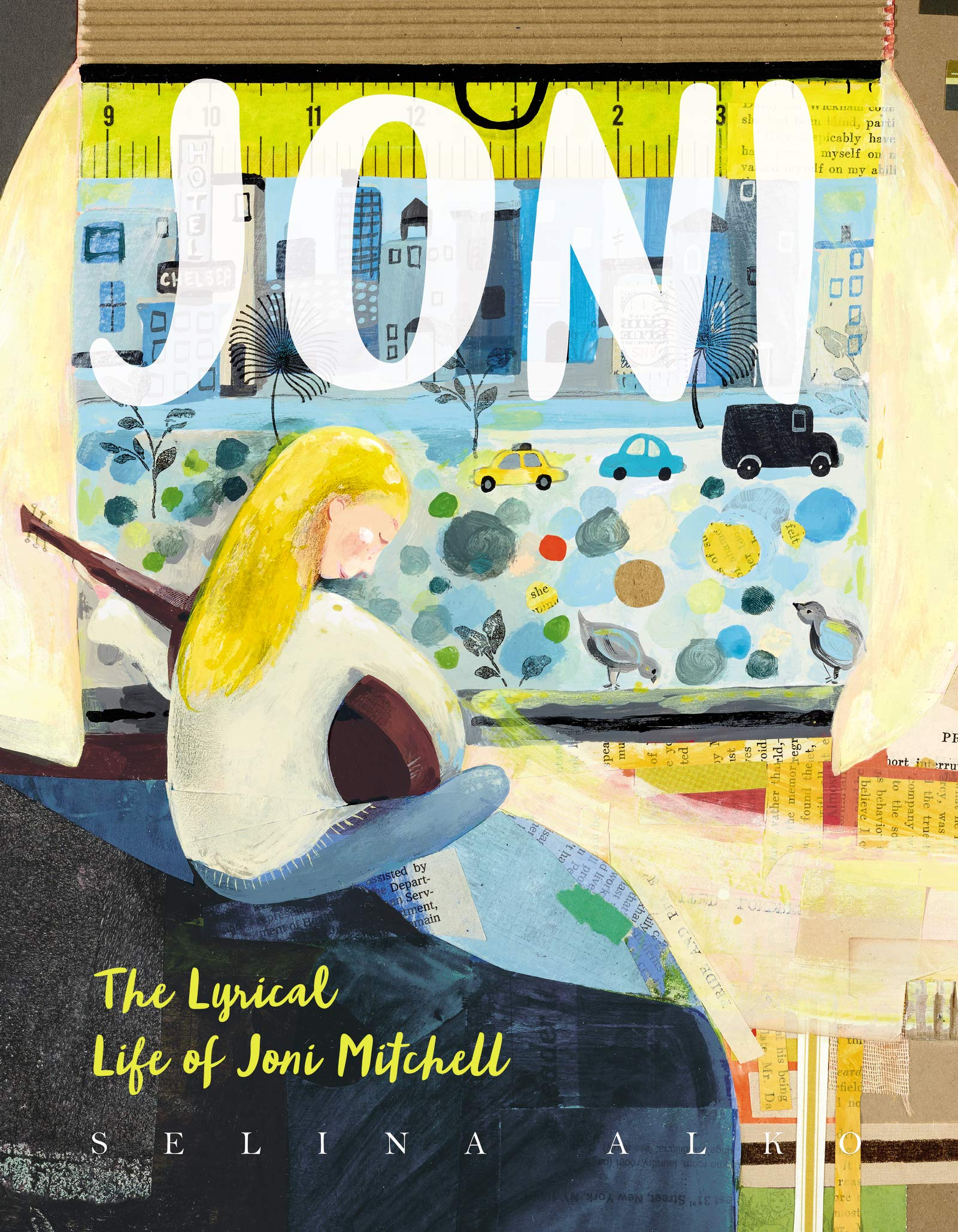 Book Launch: Joni - The Lyrical Life of Joni Mitchell by Selina Alko